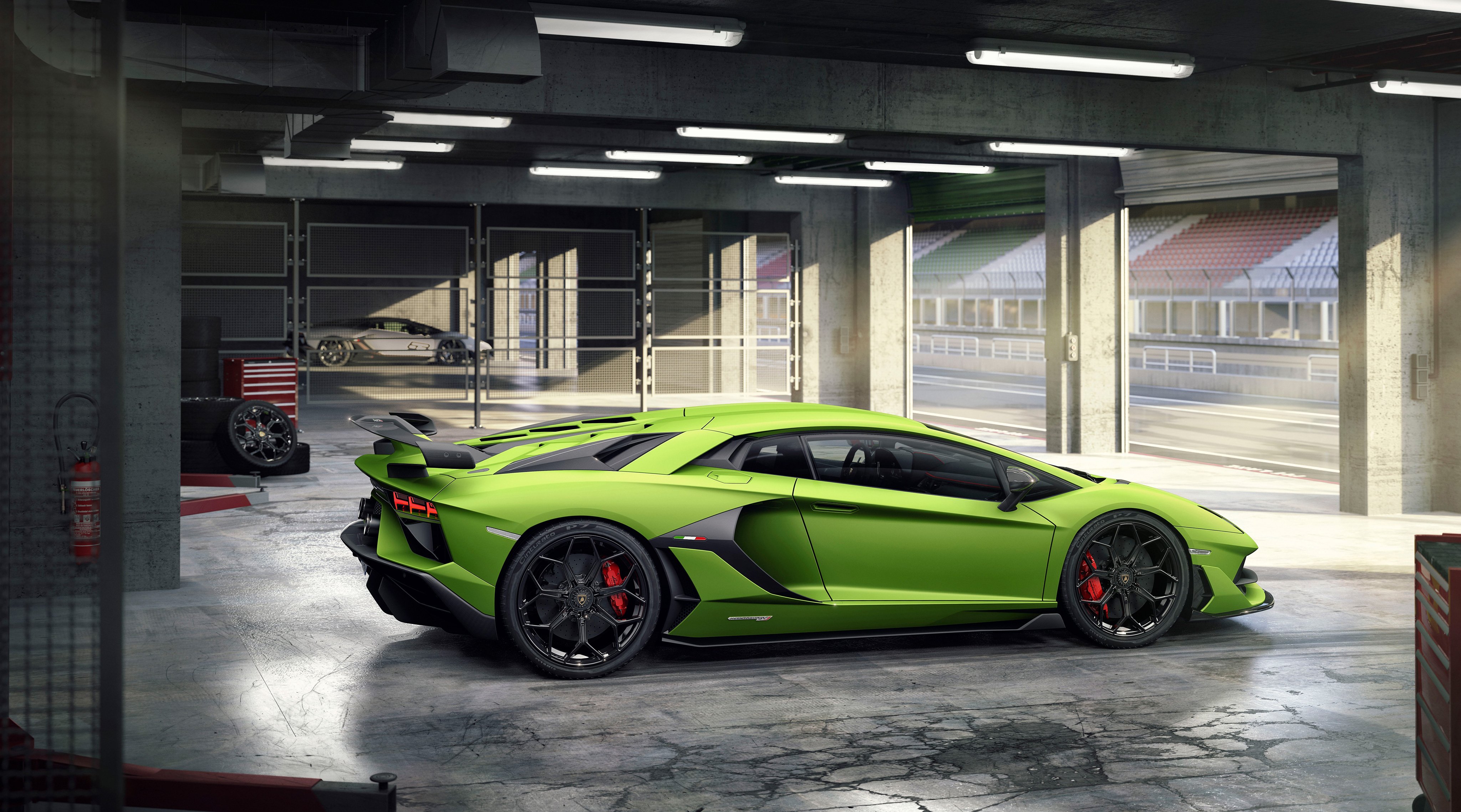 2018 Lamborghini Aventador SVJ 4k, HD Cars, 4k Wallpapers