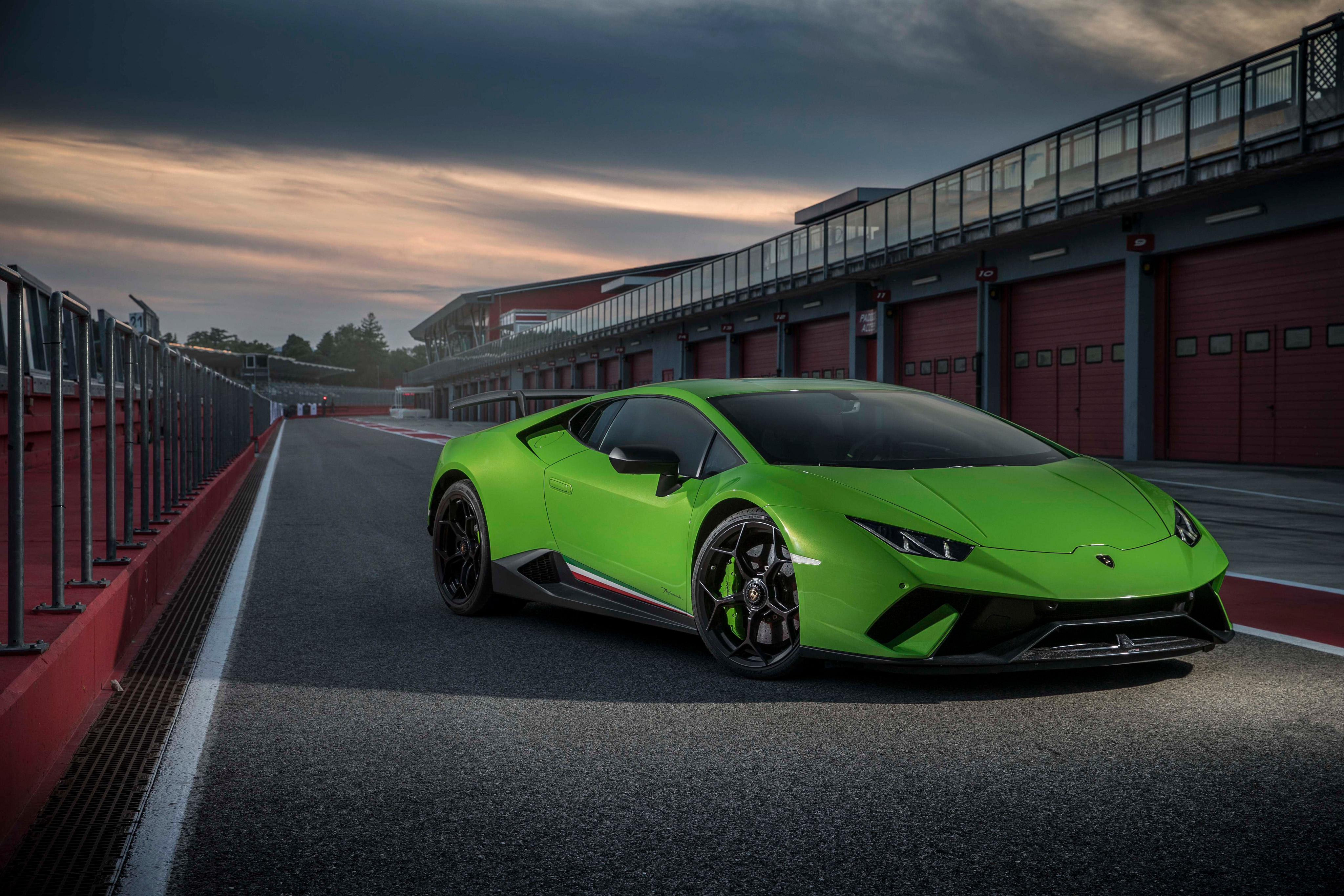 2018 Lamborghini Huracan Performante 4k, HD Cars, 4k