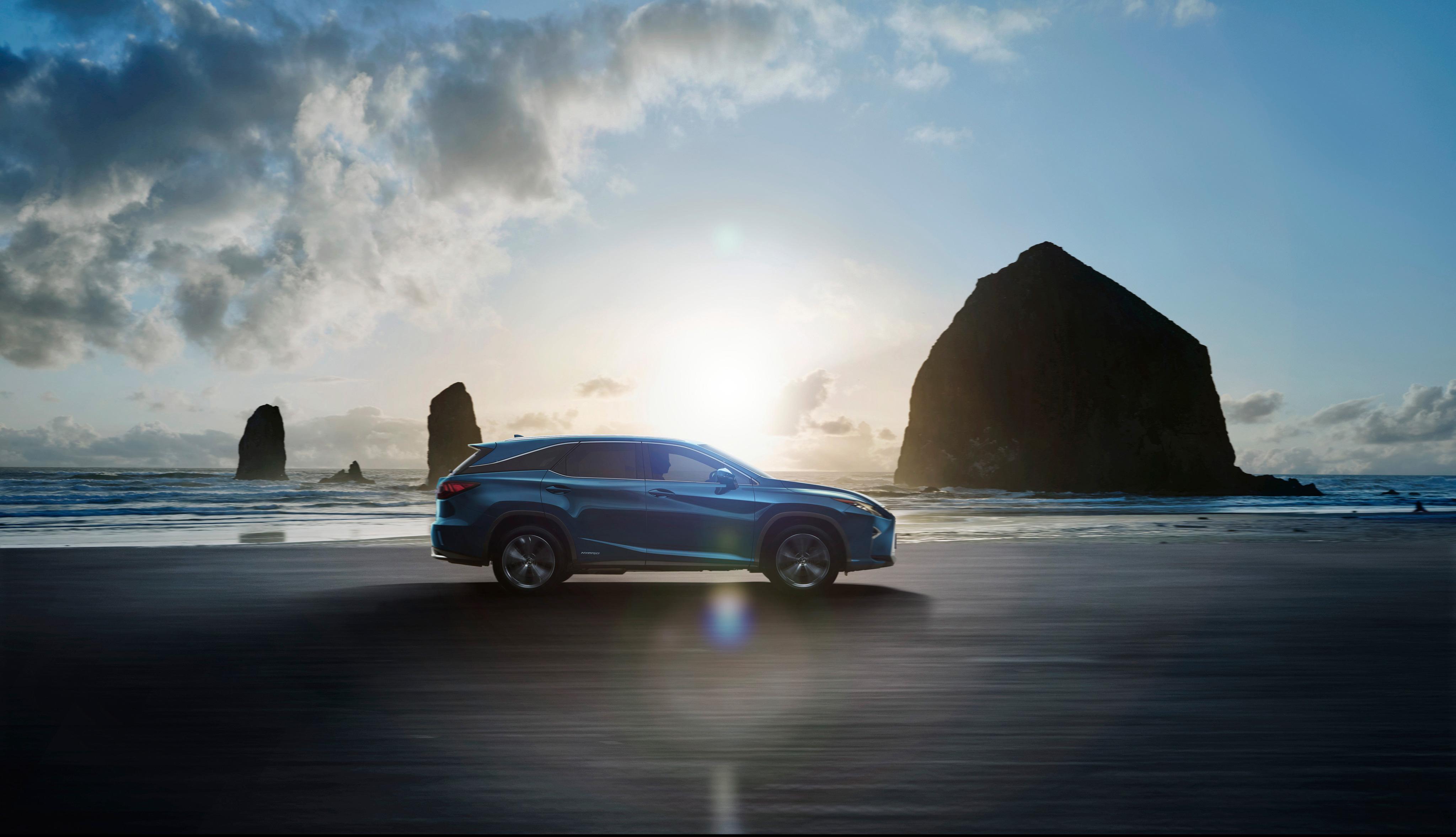 2018 Lexus RX 450hL, HD Cars, 4k Wallpapers, Images