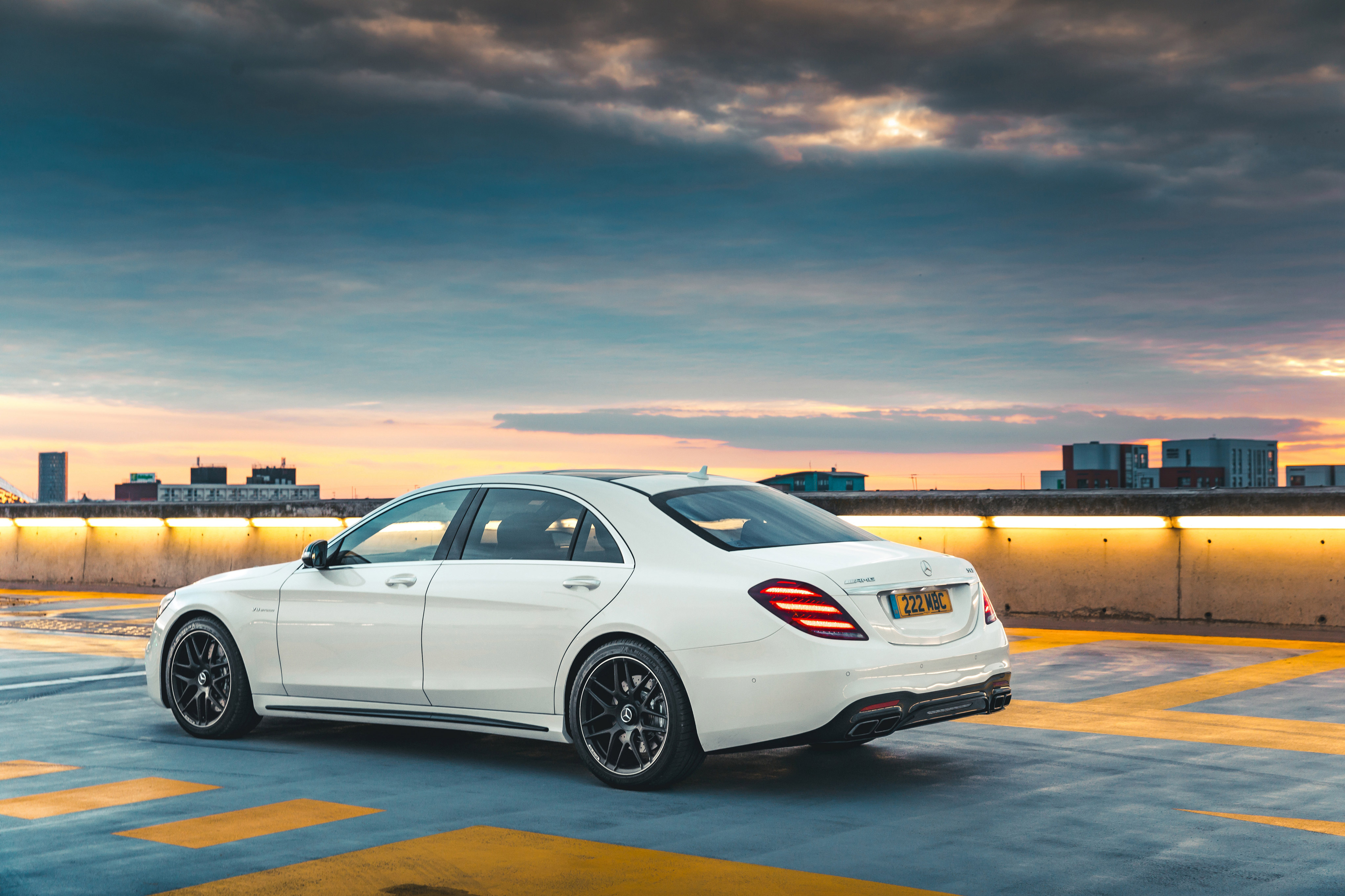 2018 Mercedes Amg S63 Hd Cars 4k Wallpapers Images