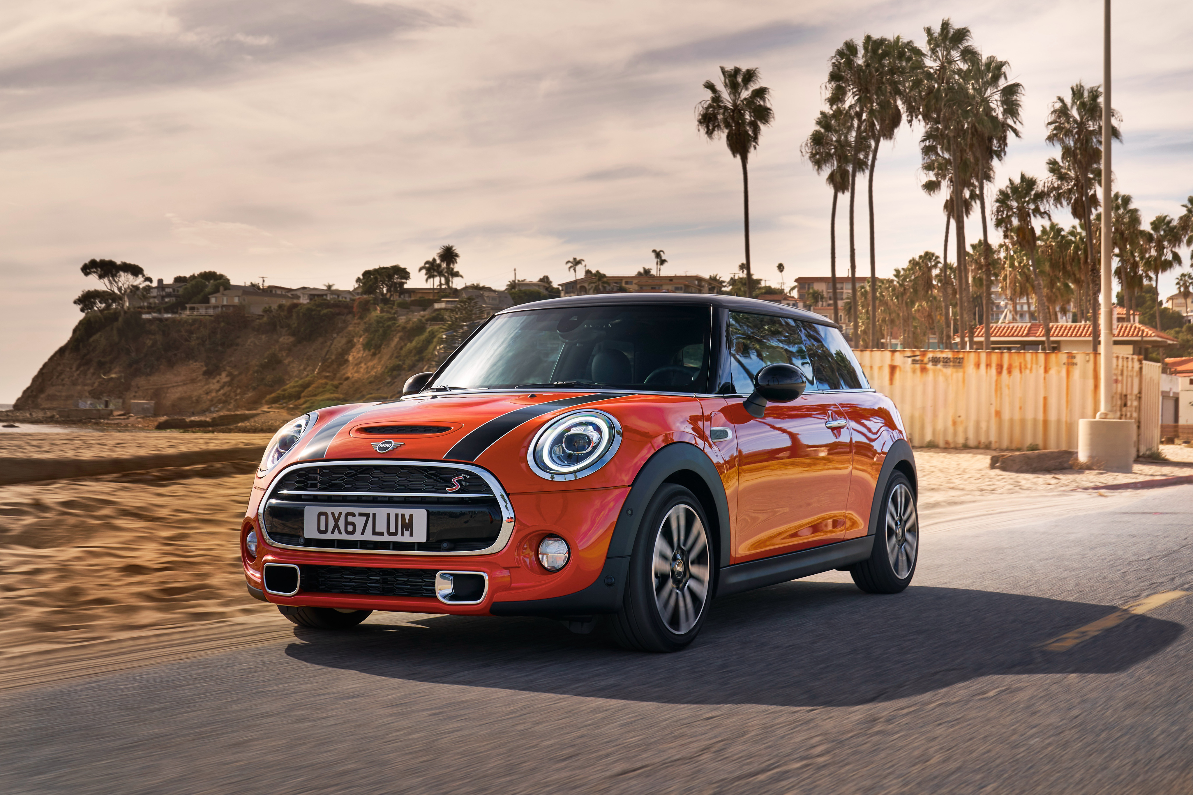 2018 Mini Cooper S Hd Cars 4k Wallpapers Images
