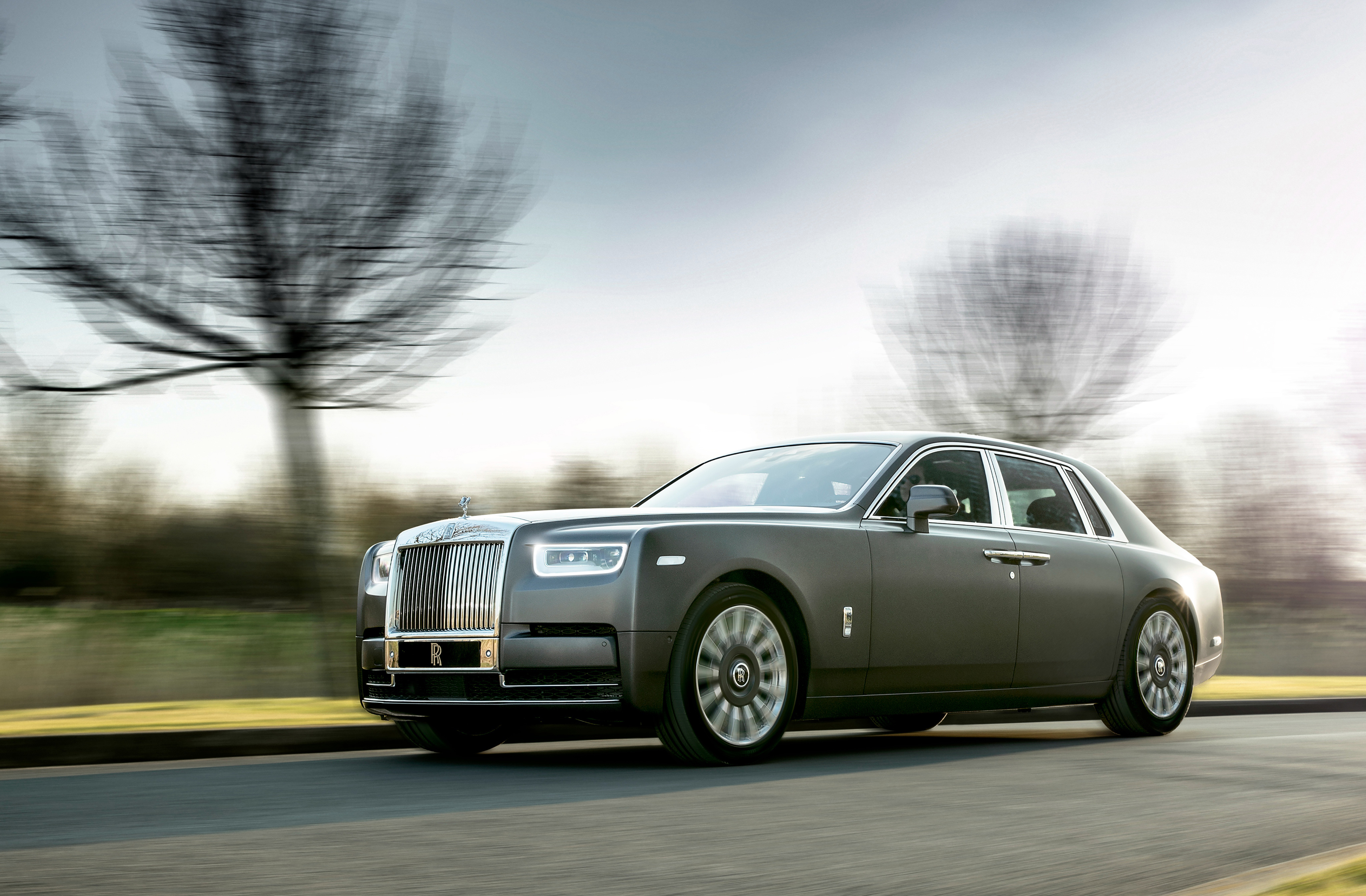 2018 Rolls Royce Phantom The Gentlemans Tourer Hd Cars 4k