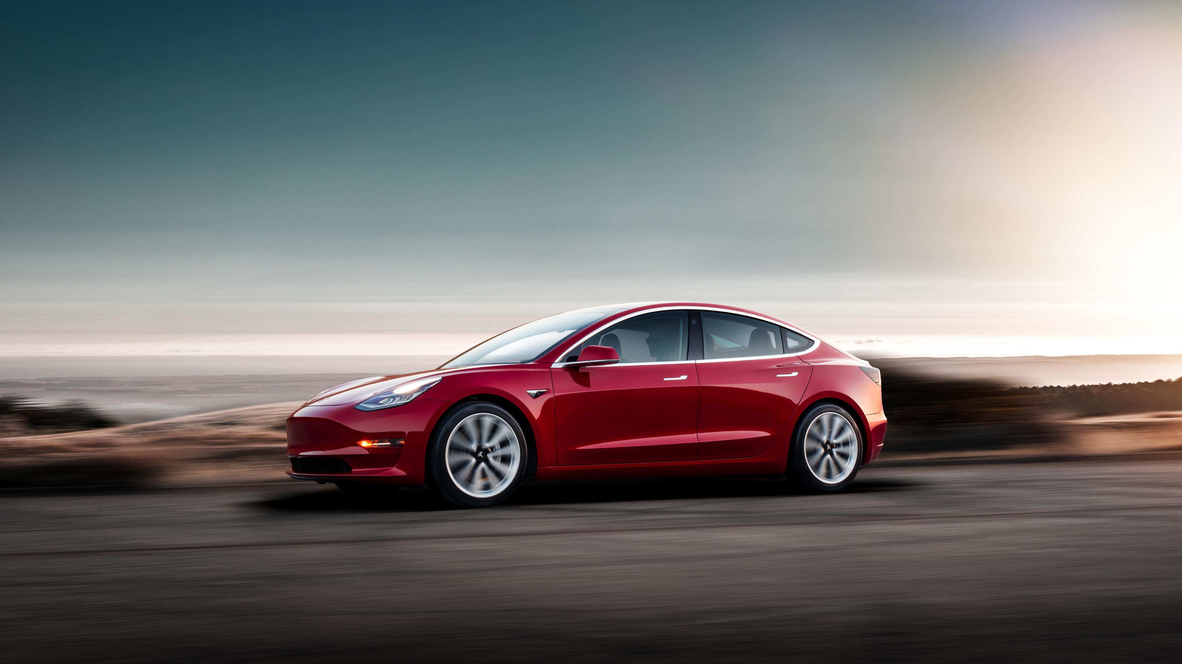 2018 Tesla Model 3, HD Cars, 4k Wallpapers, Images ...