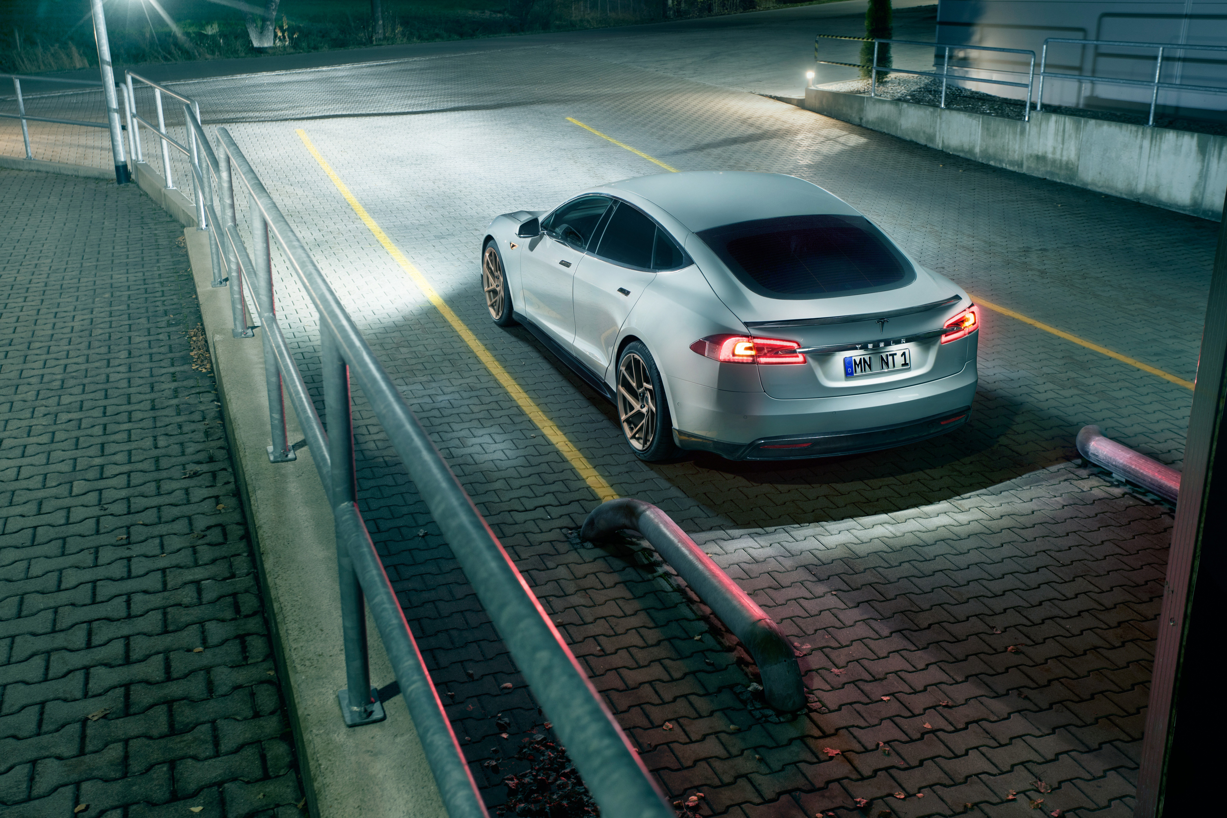 2018 tesla model s novitec, hd cars, 4k wallpapers, images