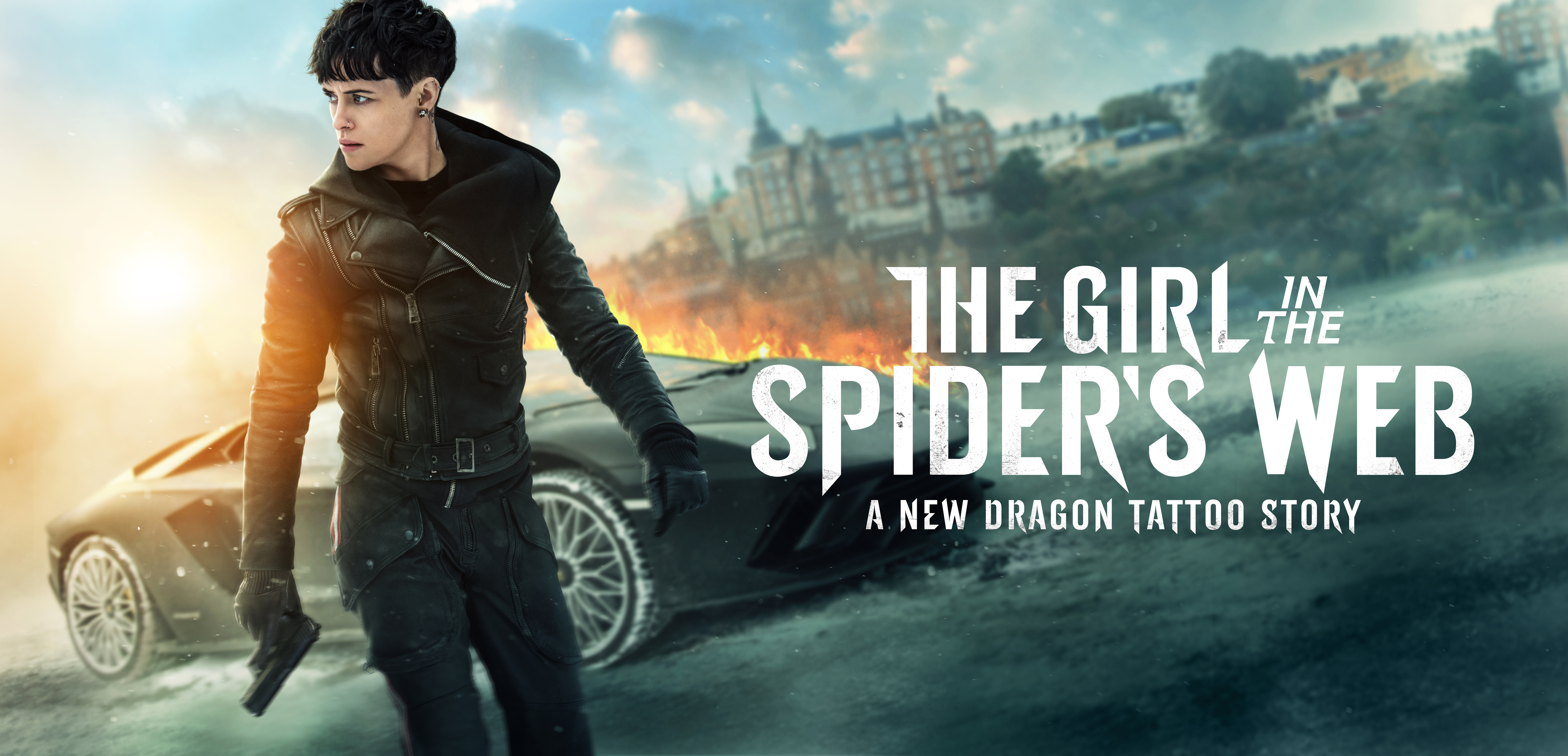 The Girl In The SpiderS Web Film