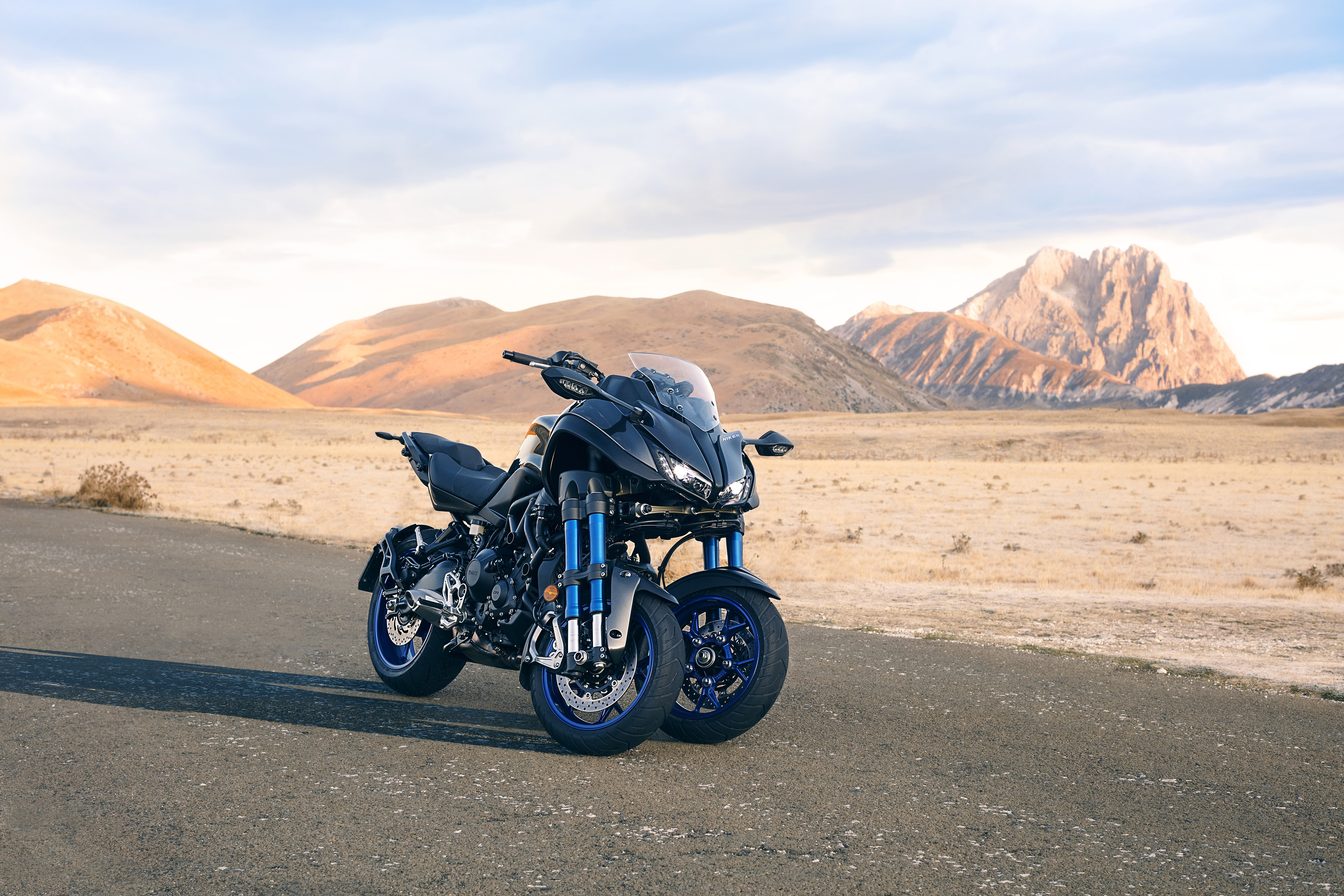 2018 Yamaha Niken, HD Bikes, 4k Wallpapers, Images