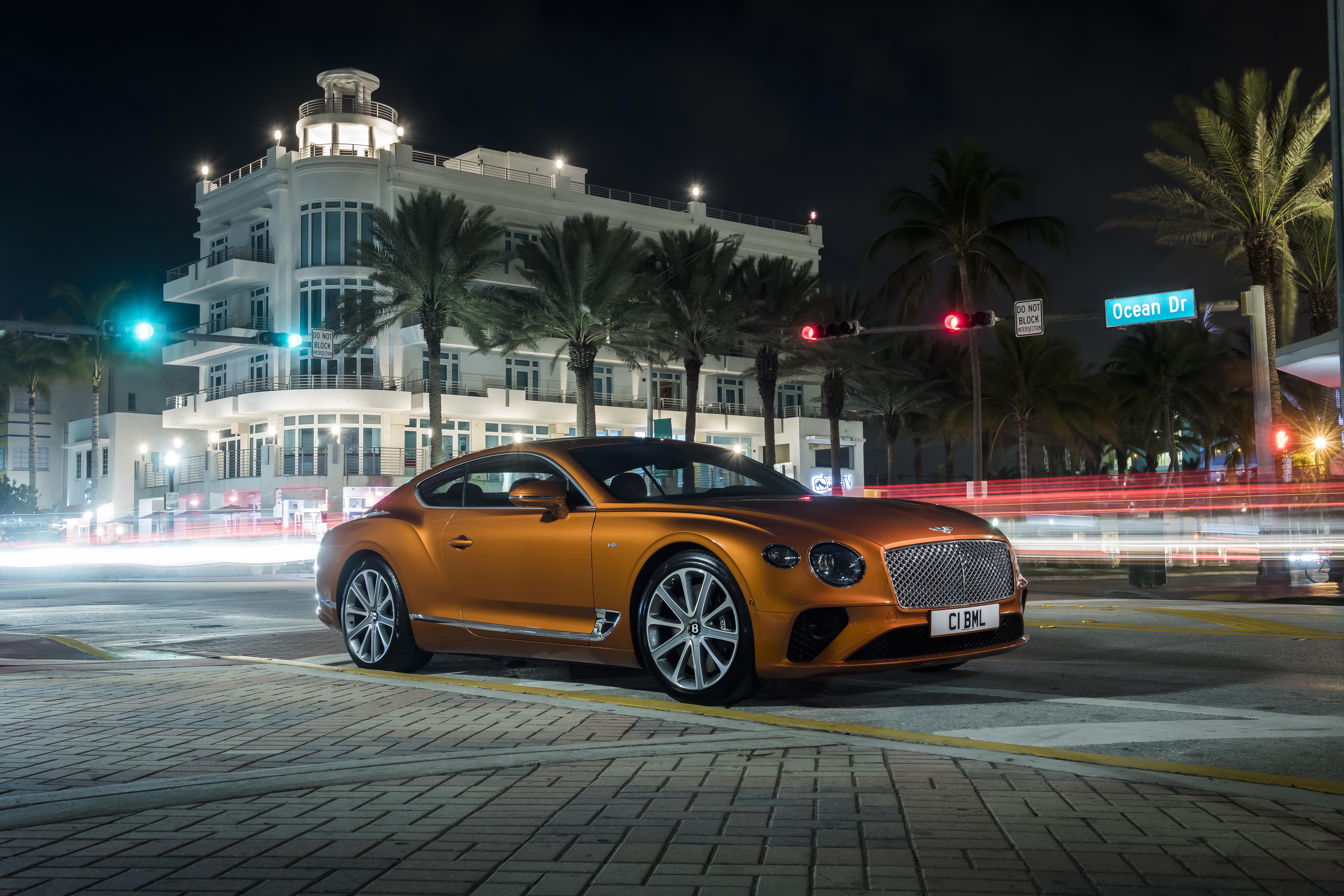 2019 Bentley Continental GT V8 8k, HD Cars, 4k Wallpapers ...