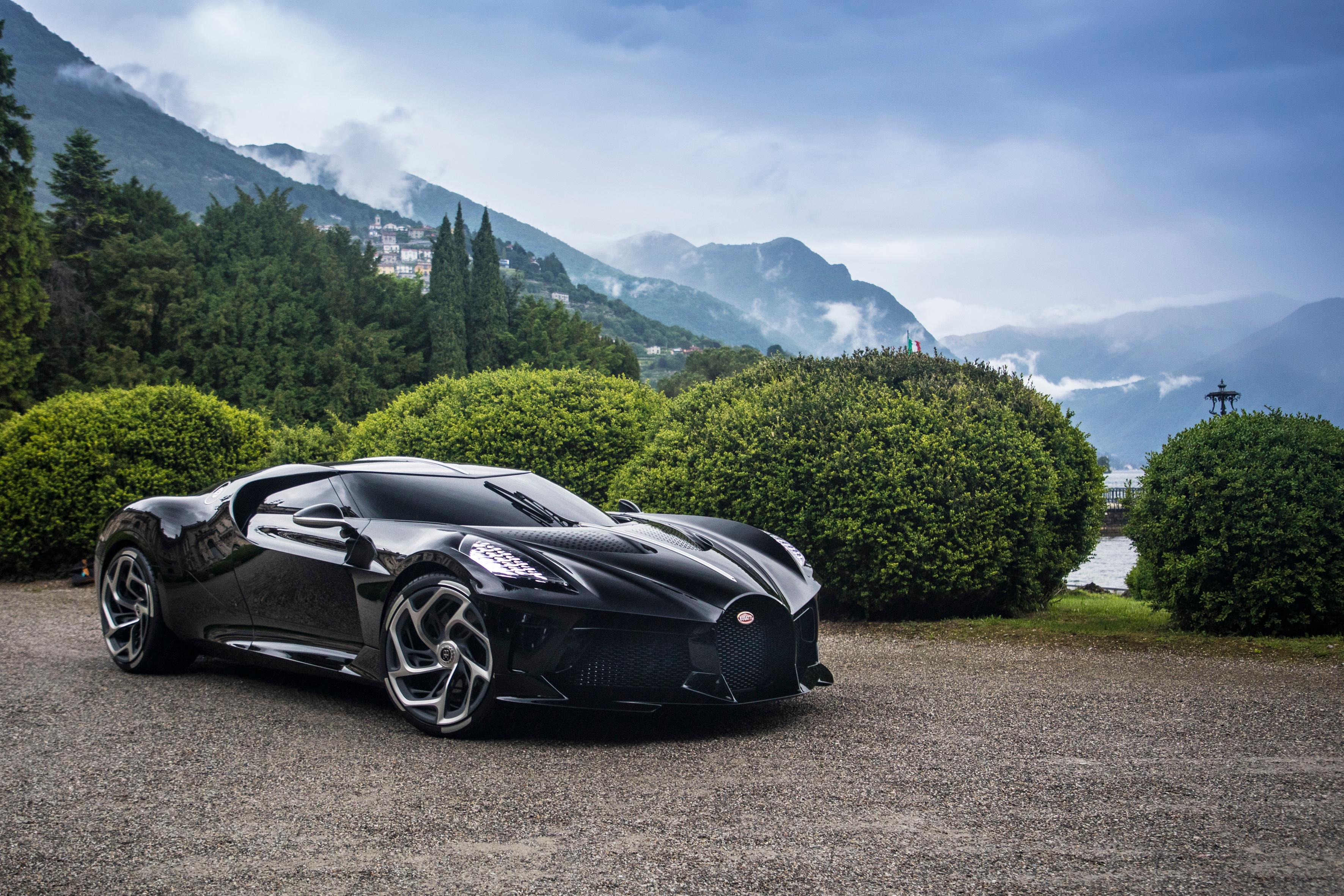 2019 Bugatti La Voiture Noire 4k, HD Cars, 4k Wallpapers
