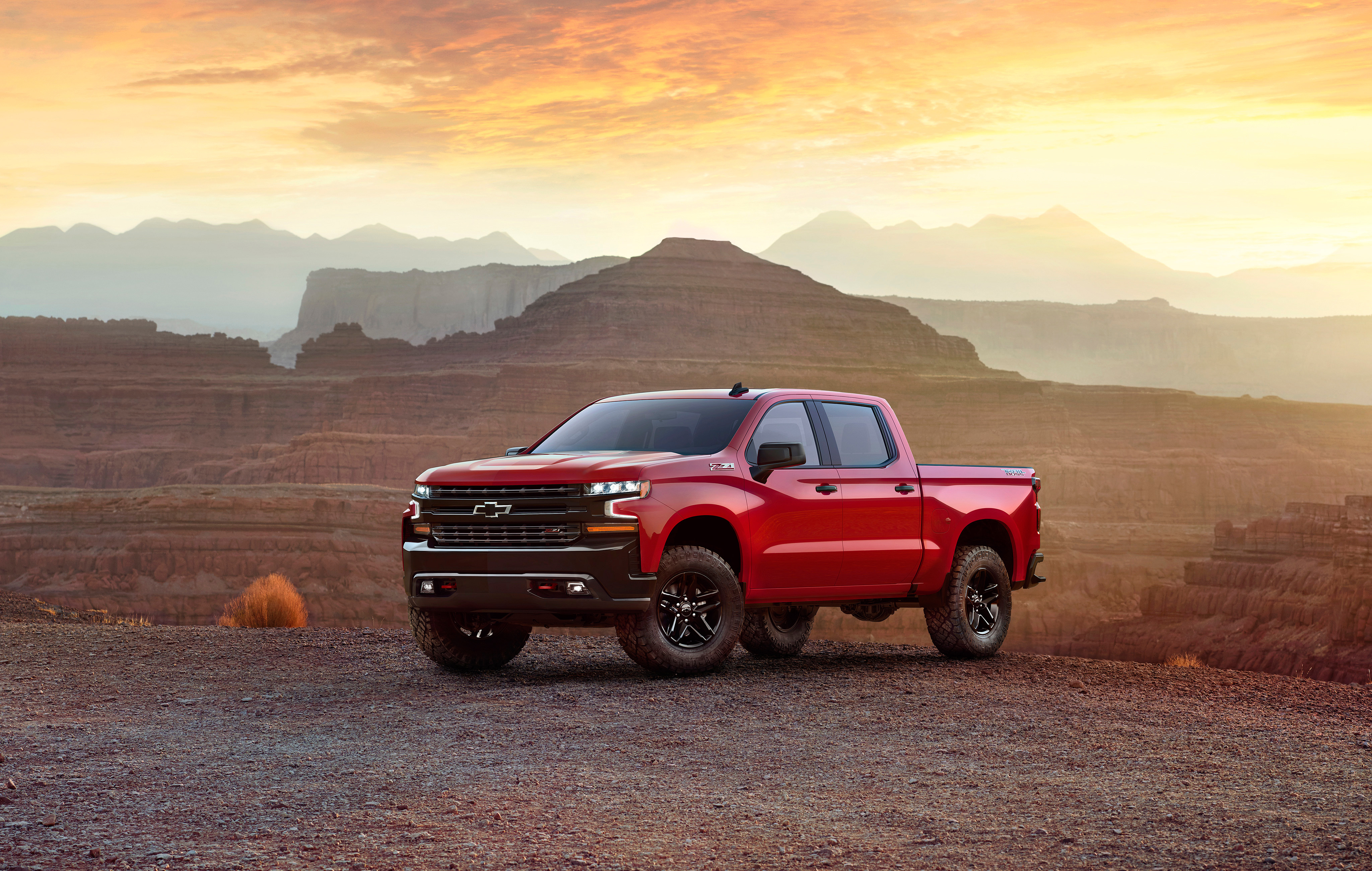 2019 Chevrolet Silverado, HD Cars, 4k Wallpapers, Images ...