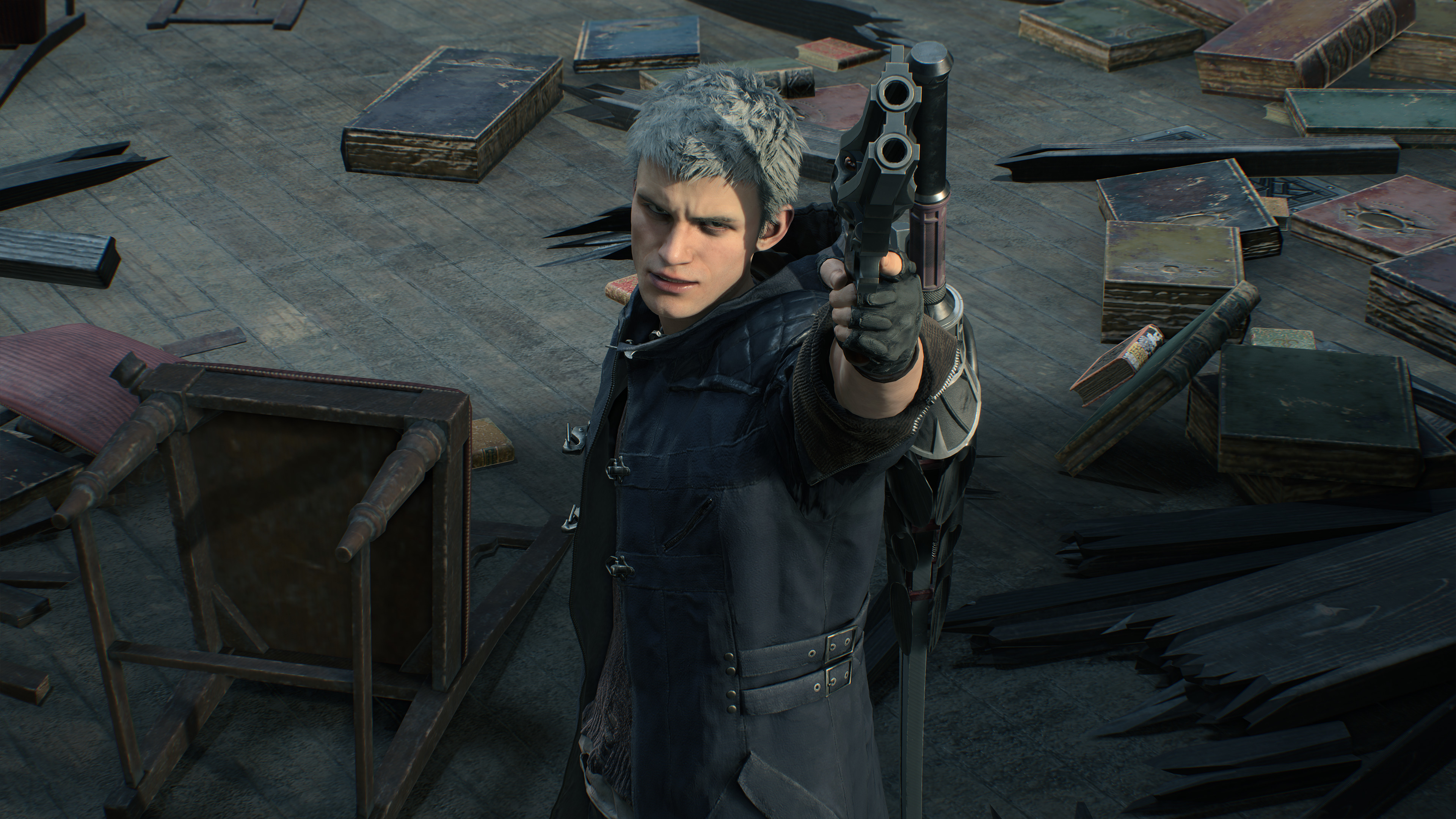 2019 Devil May Cry 5 Hd Games 4k Wallpapers Images