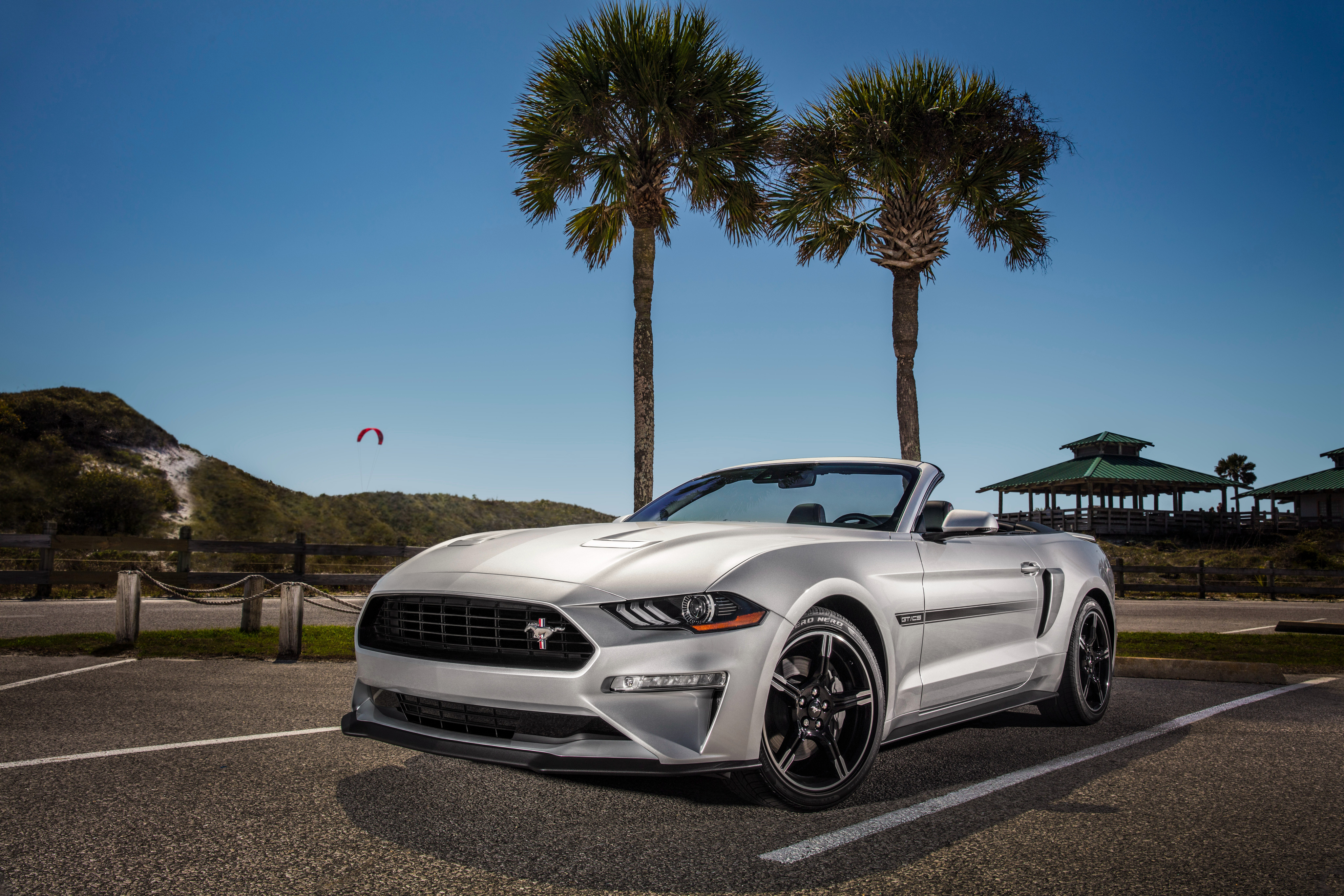 2019 Ford Mustang GT Convertible, HD Cars, 4k Wallpapers ...