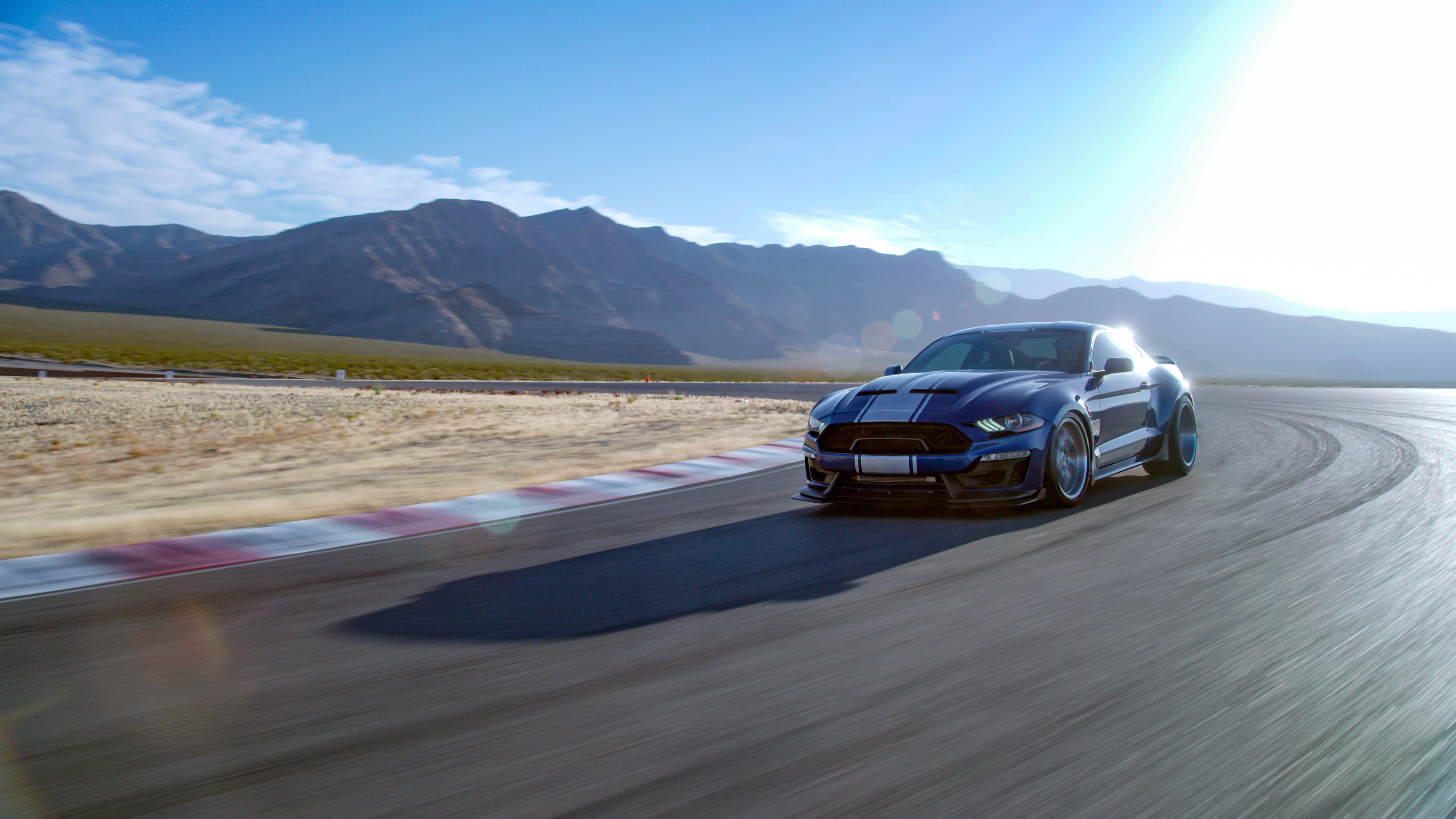 Ford Mustang Wallpaper 4K Download