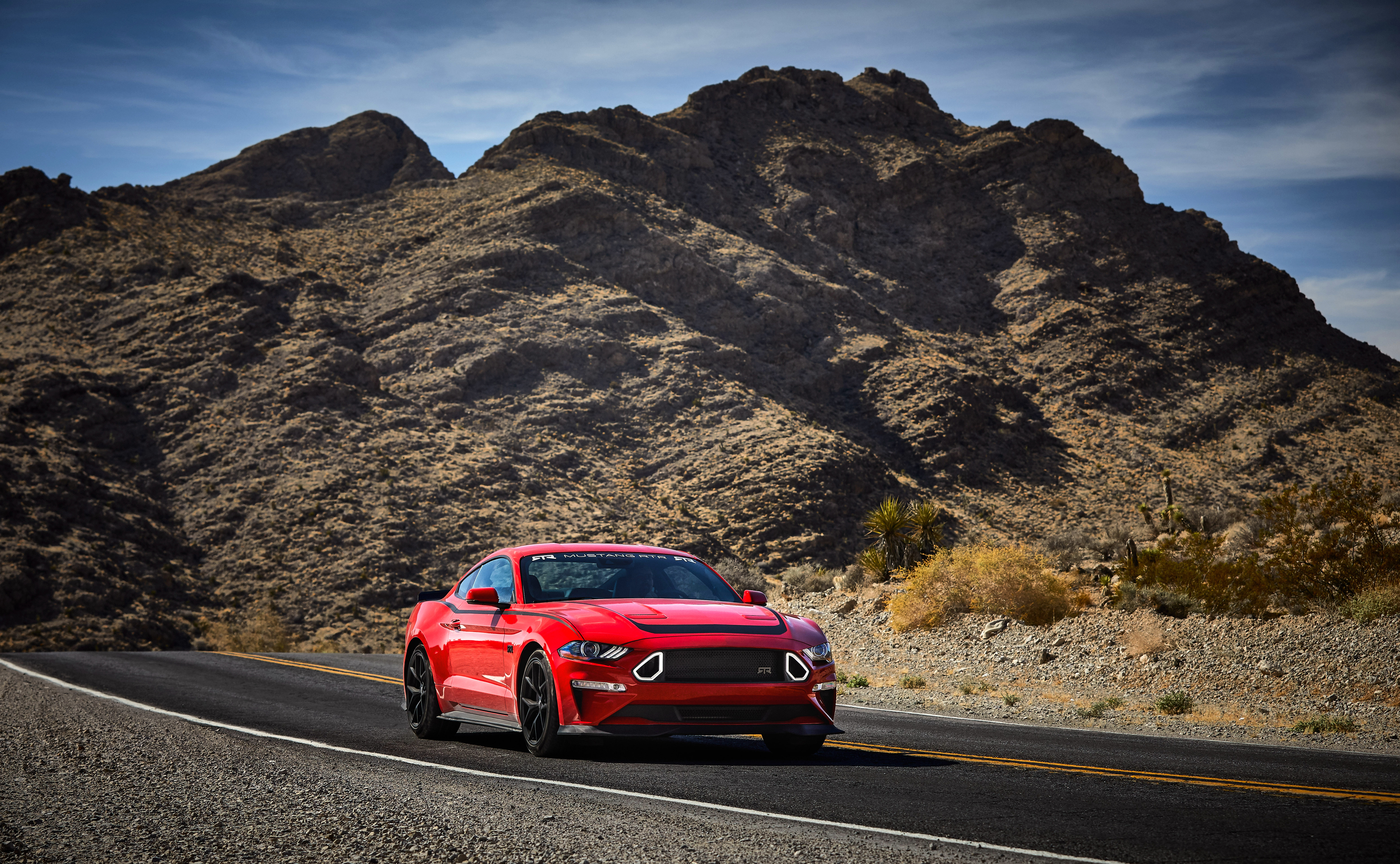 2019 Ford Series 1 Mustang RTR 4k, HD Cars, 4k Wallpapers ...