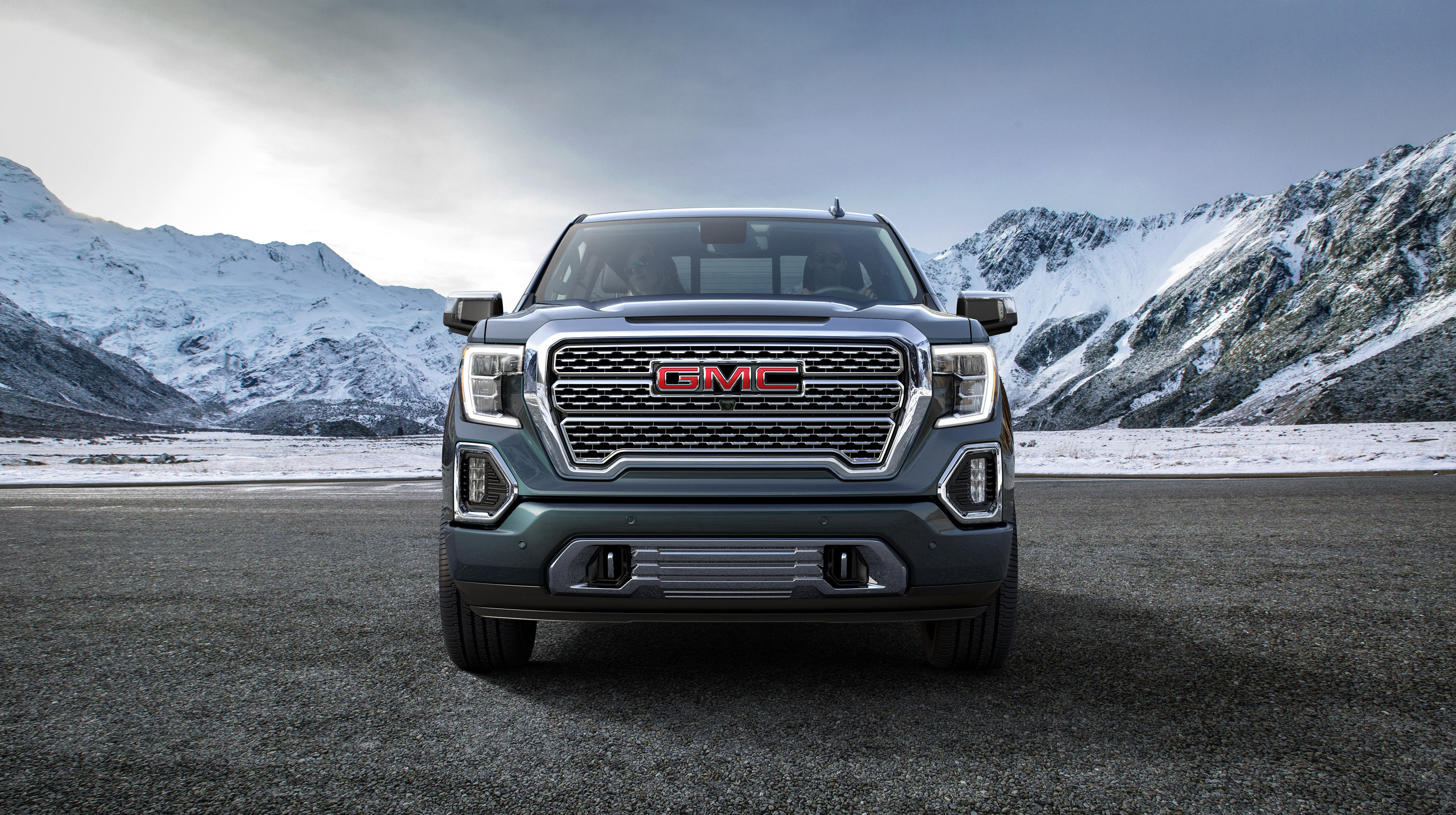 2019 GMC Sierra HD Cars 4k Wallpapers Images Backgrounds Photos