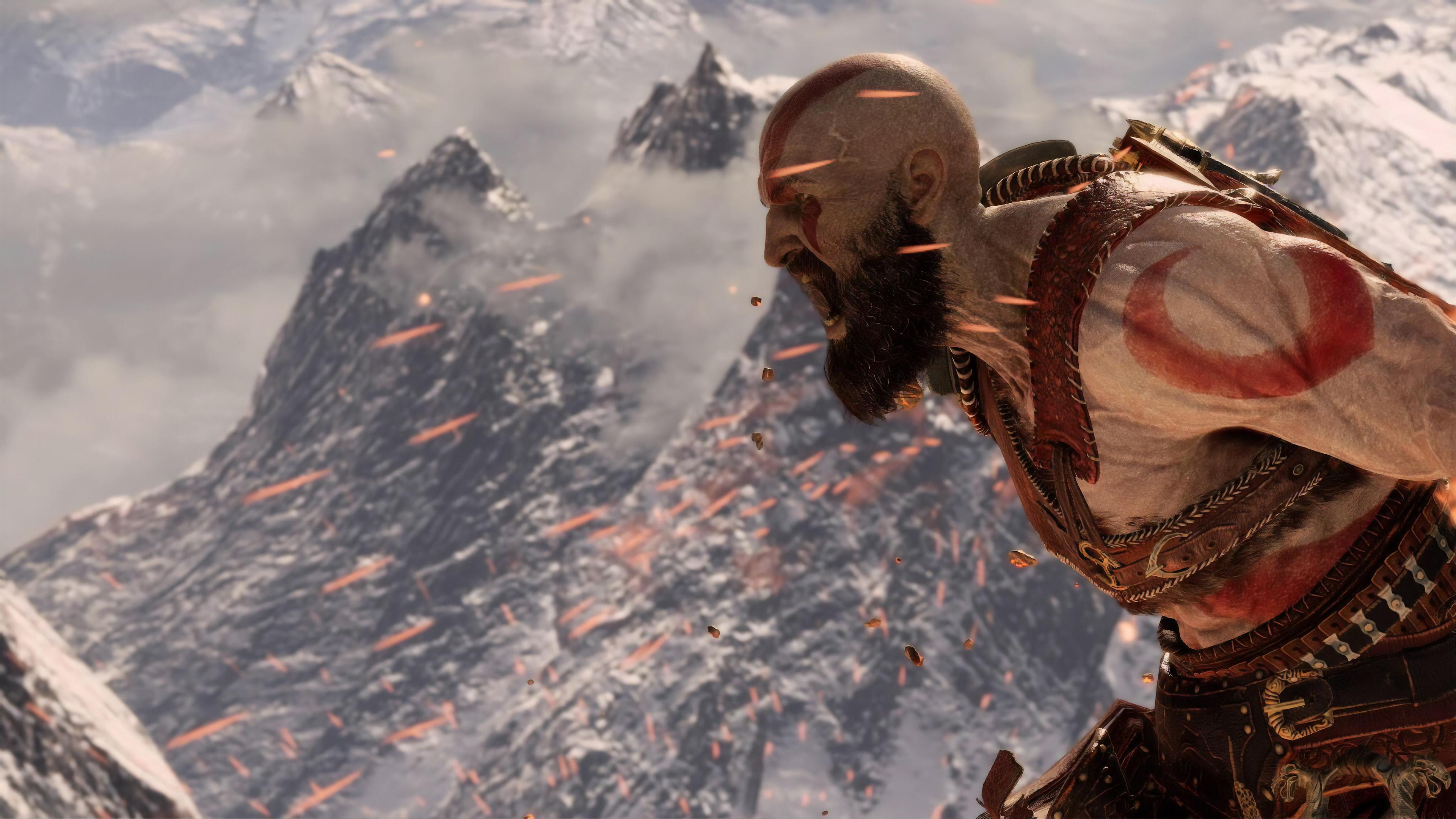 2019 God Of War 4 4k Hd Games 4k Wallpapers Images