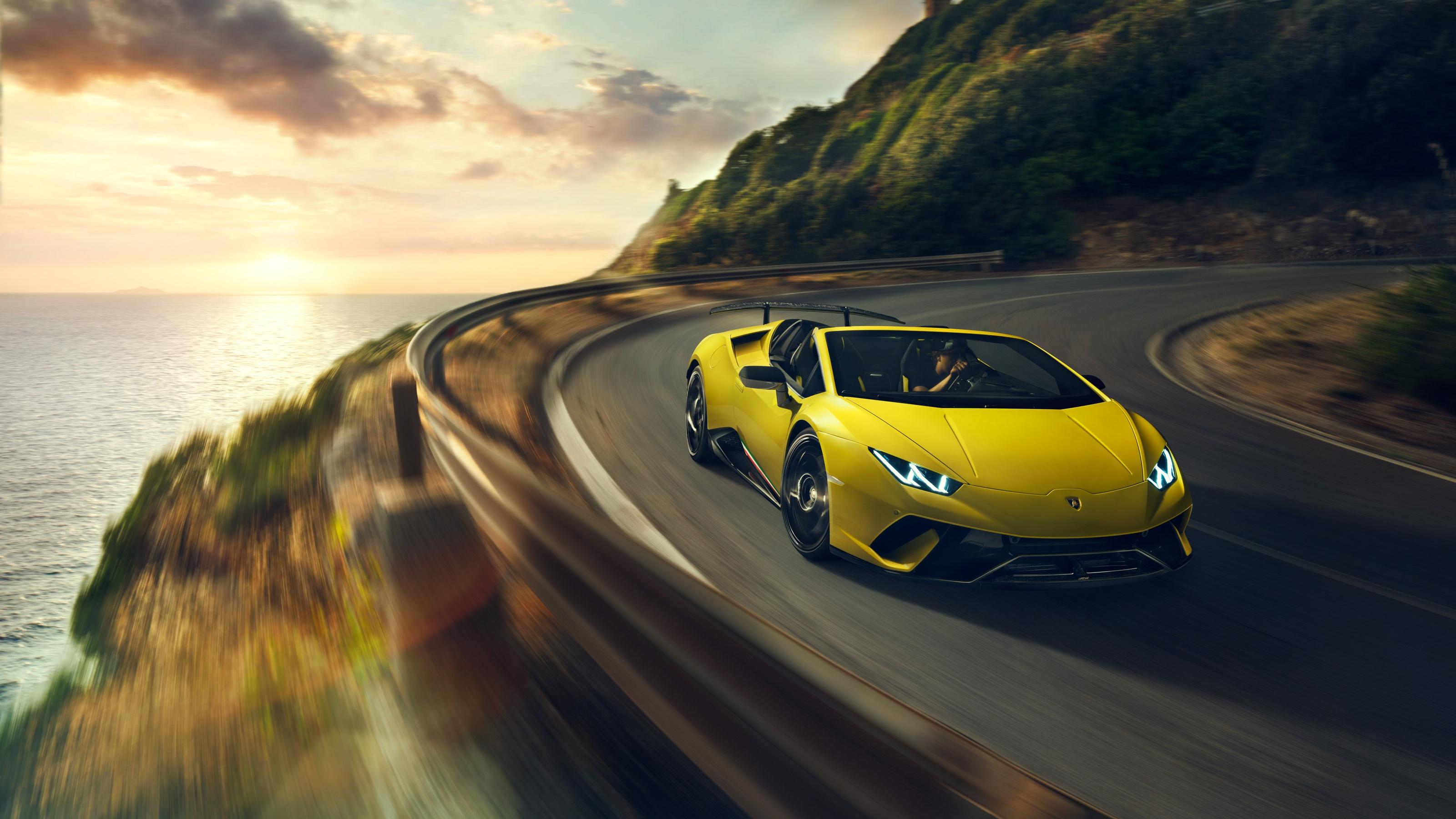 2019 Lamborghini Huracan 4k Hd Cars 4k Wallpapers Images