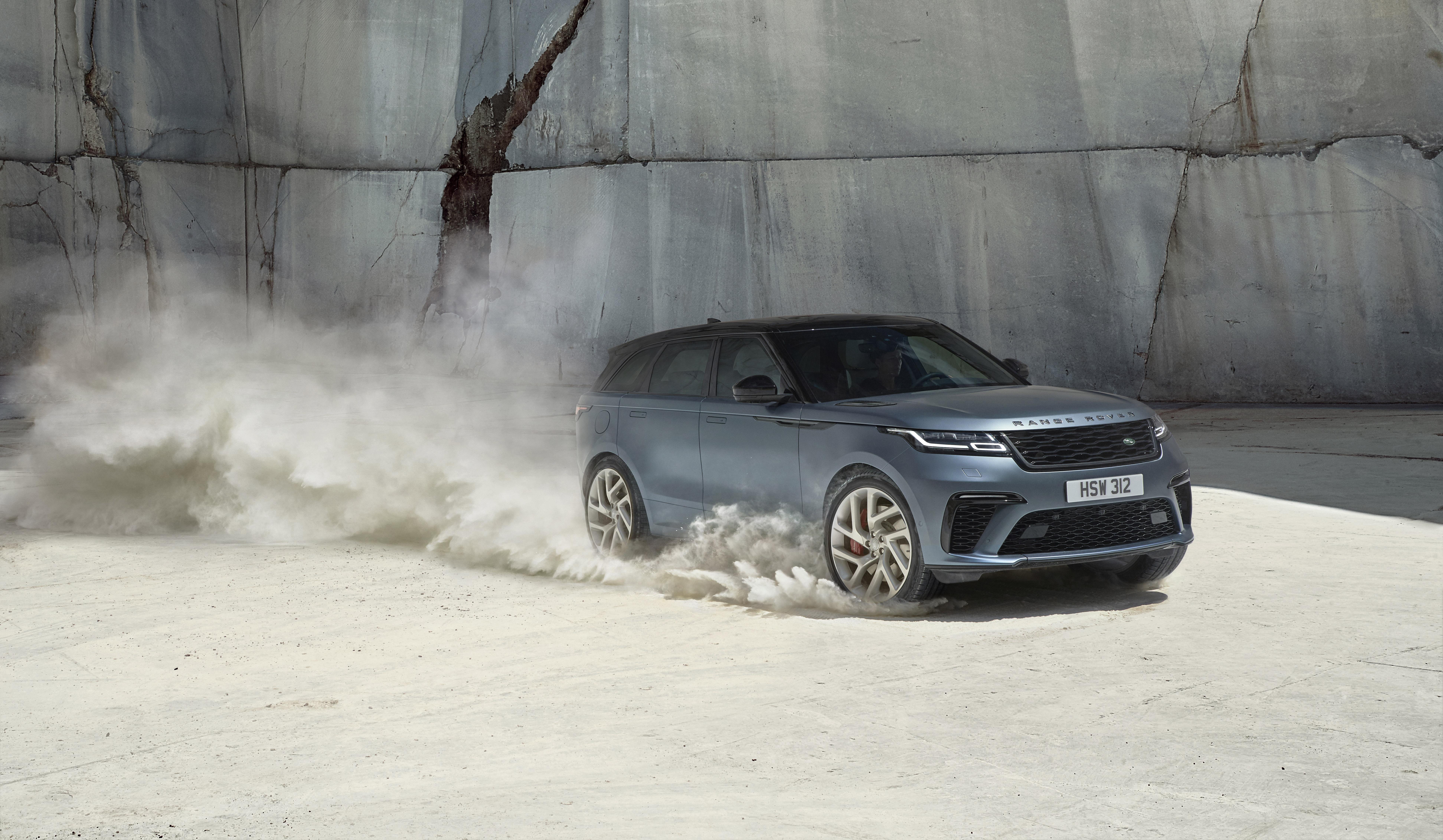 2019 Land Rover Range Rover Velar Svautobiography Hd Cars 4k