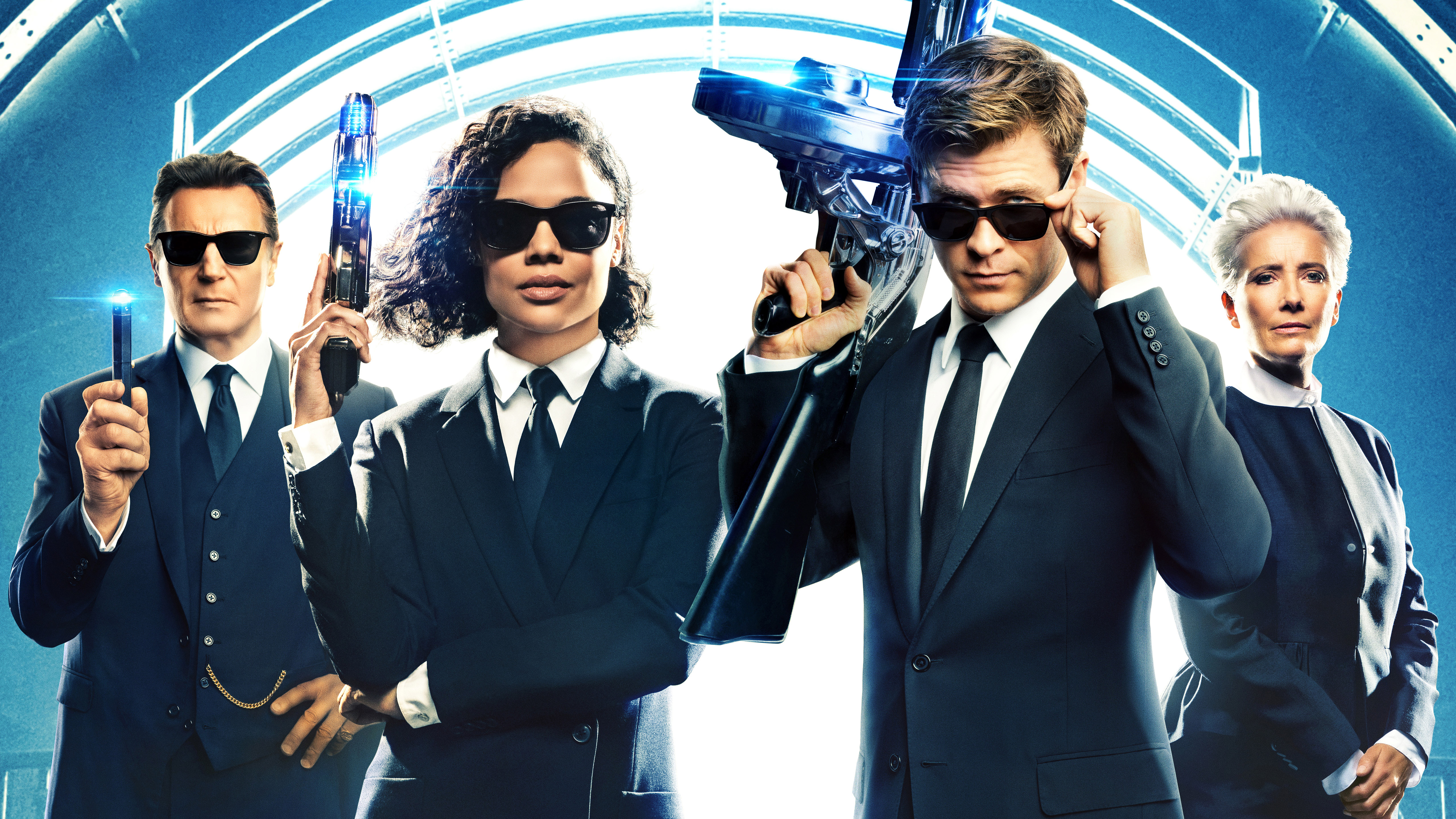 2019 Men In Black International Hd Movies 4k Wallpapers