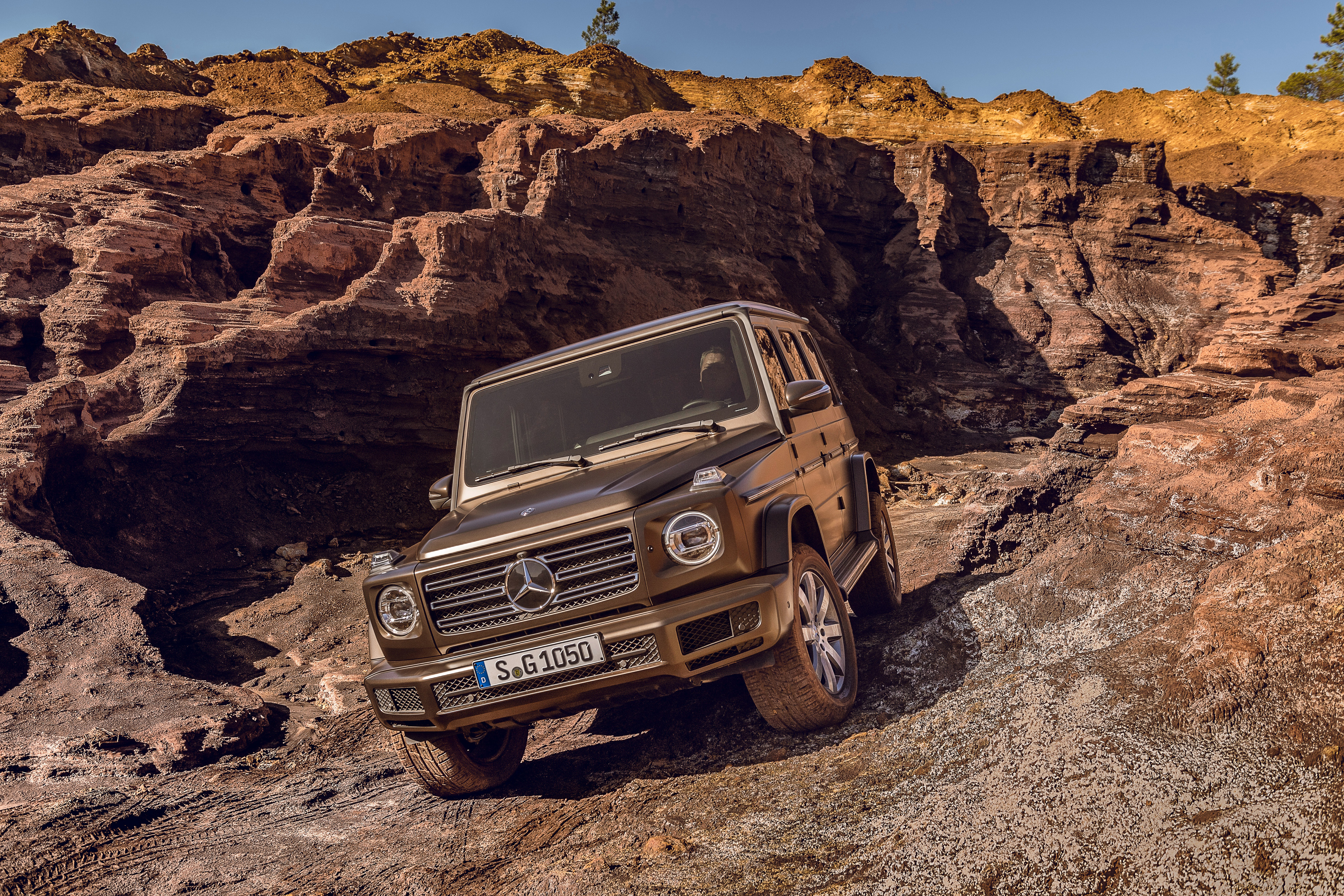 2019 Mercedes G Class 4k, HD Cars, 4k Wallpapers, Images ...