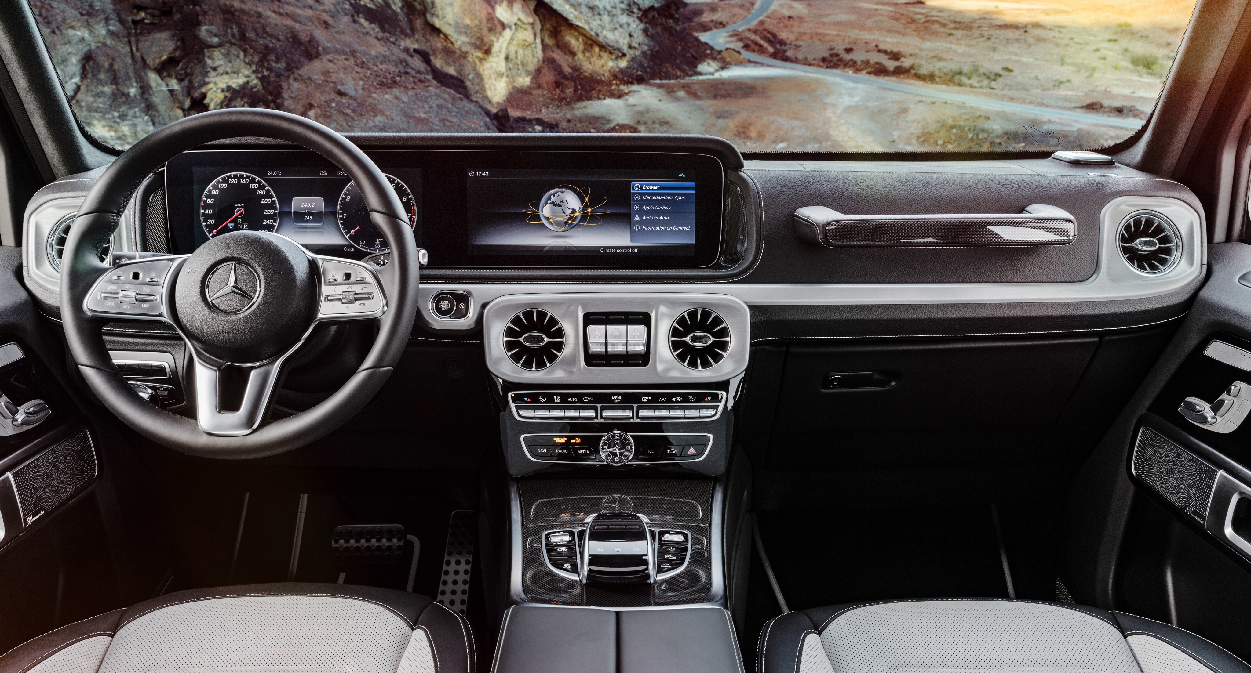 2019 Mercedes G Class Interior Hd Cars 4k Wallpapers Images
