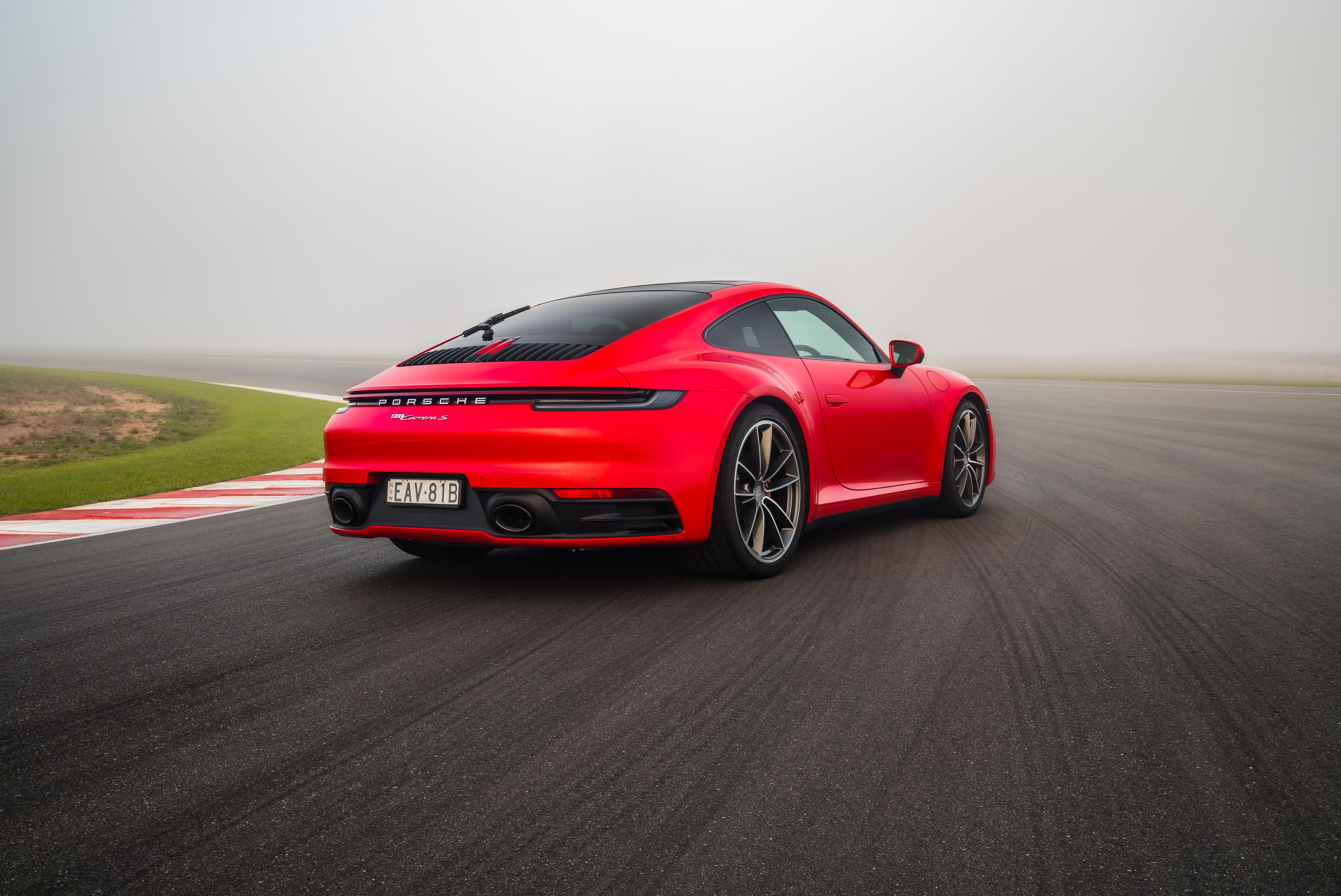 2019 Porsche 911 Carrera 8k, HD Cars, 4k Wallpapers, Images