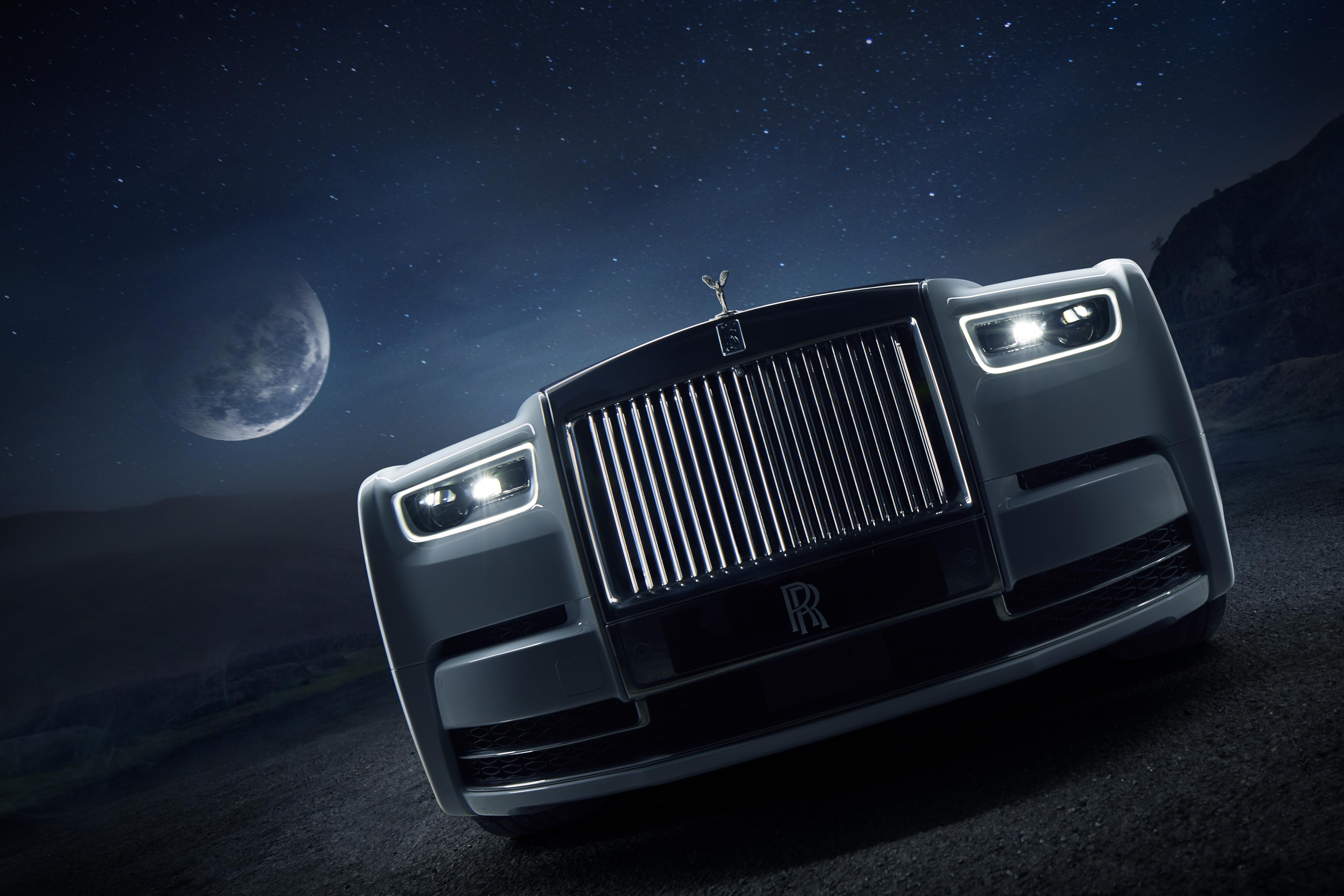 2019 Rolls Royce Phantom Tranquillity Hd Cars 4k