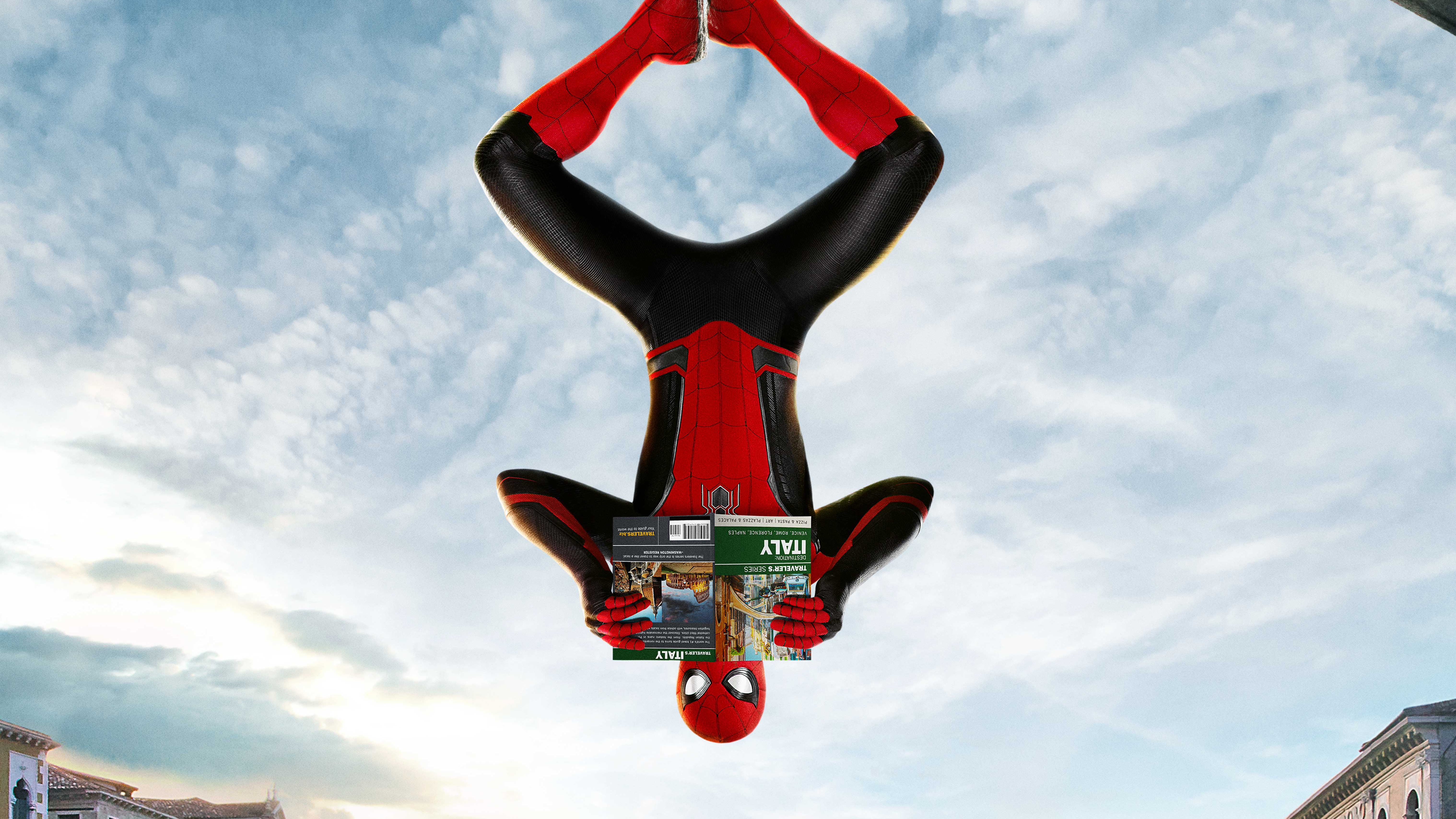 2019 Spider Man Far From Home 5k, HD Movies, 4k Wallpapers ...