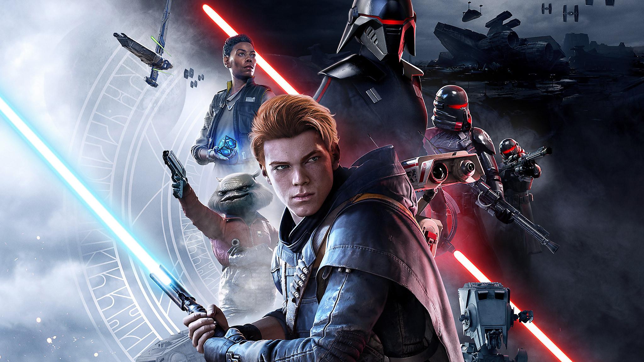 2019 Star Wars Jedi Fallen Order Hd Games 4k Wallpapers