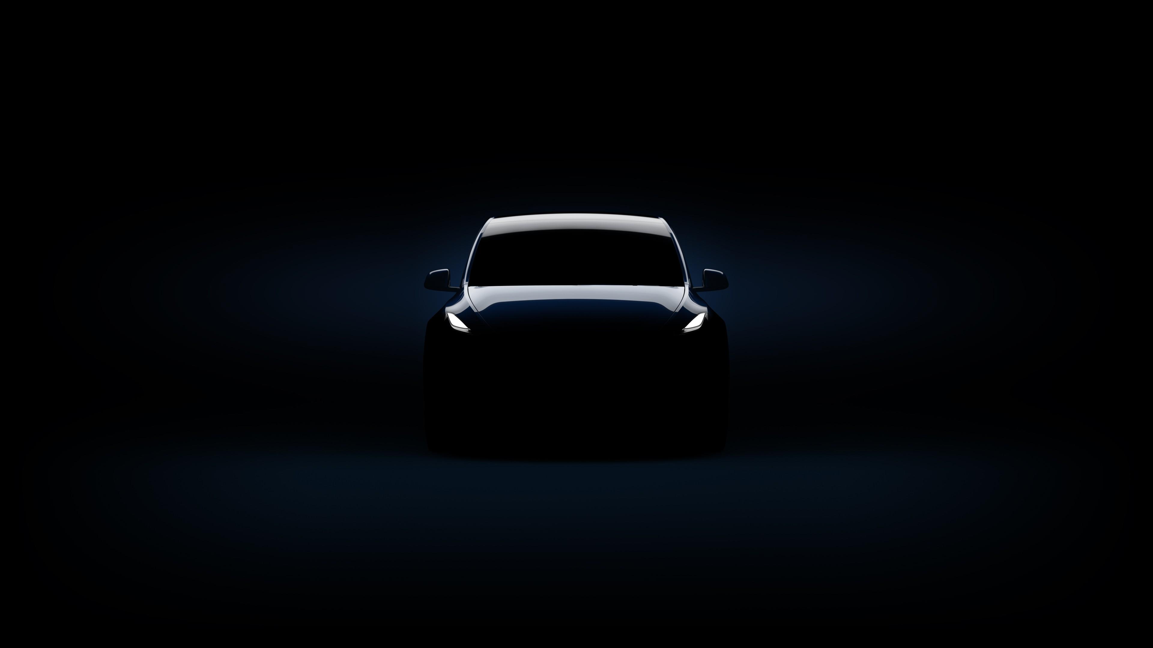 2019 Tesla Model Y 4k Hd Cars 4k Wallpapers Images