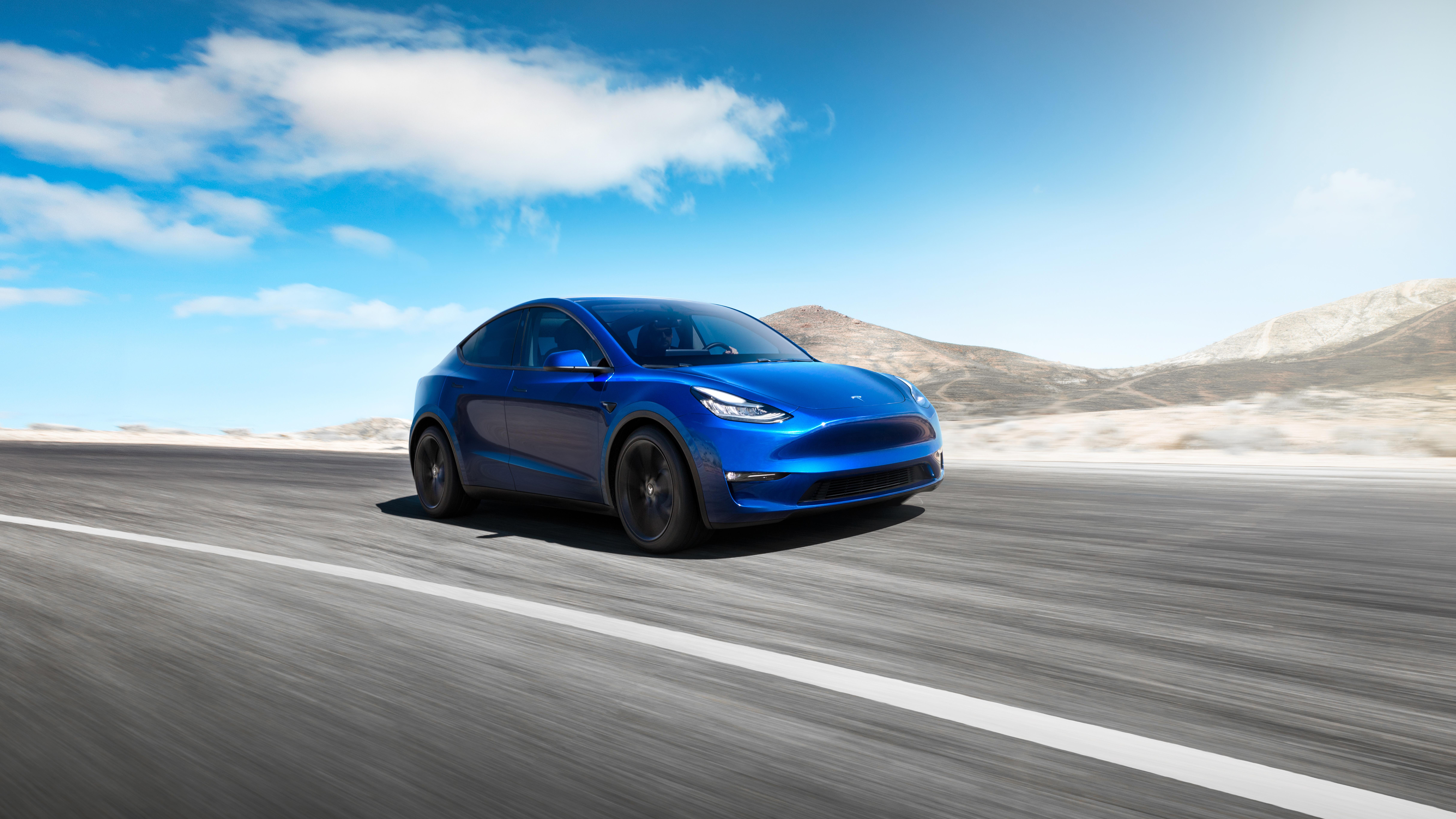 2019 Tesla Model Y Hd Cars 4k Wallpapers Images