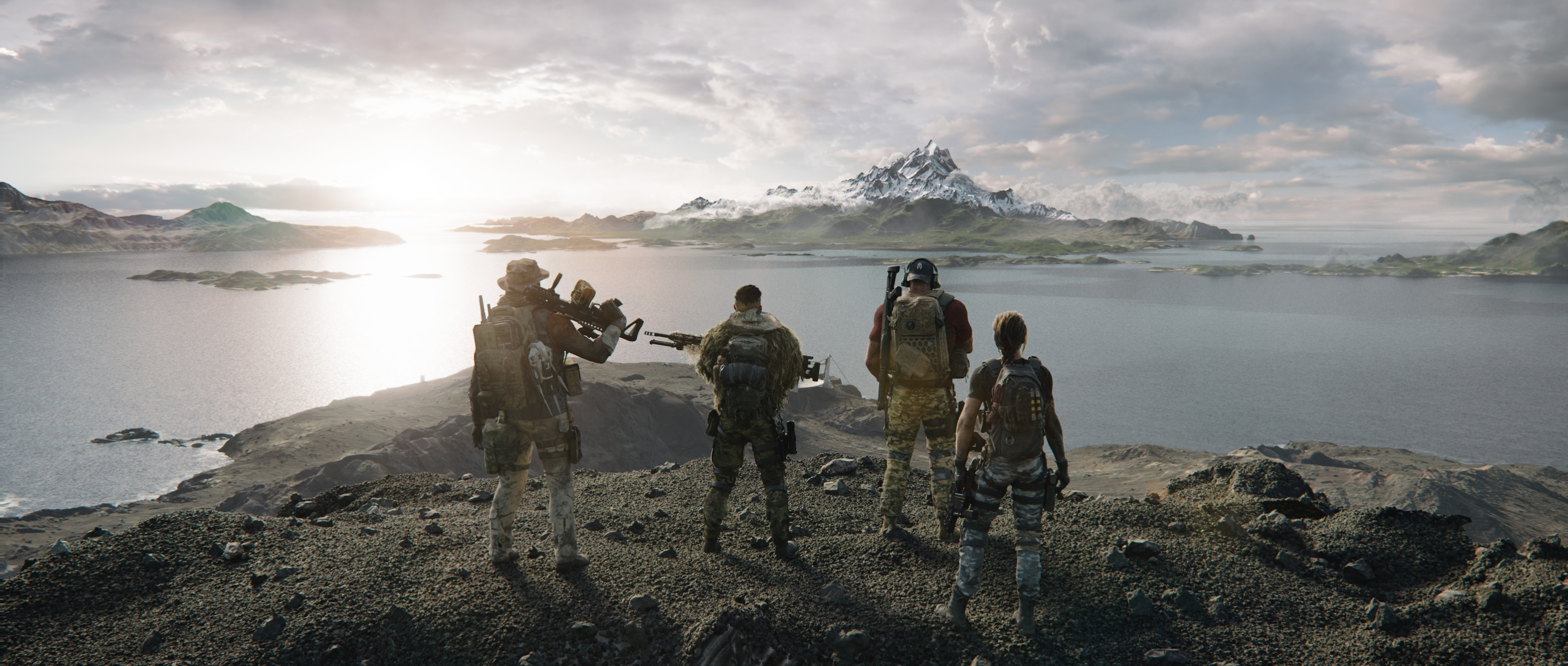 2019 Tom Clancys Ghost Recon Breakpoint 4k Hd Games 4k