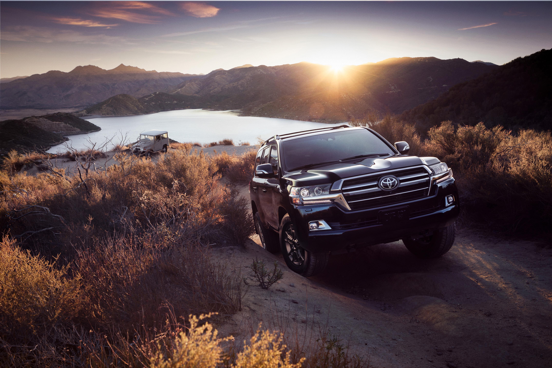 2019 Toyota Land Cruiser Heritage Edition, HD Cars, 4k ...