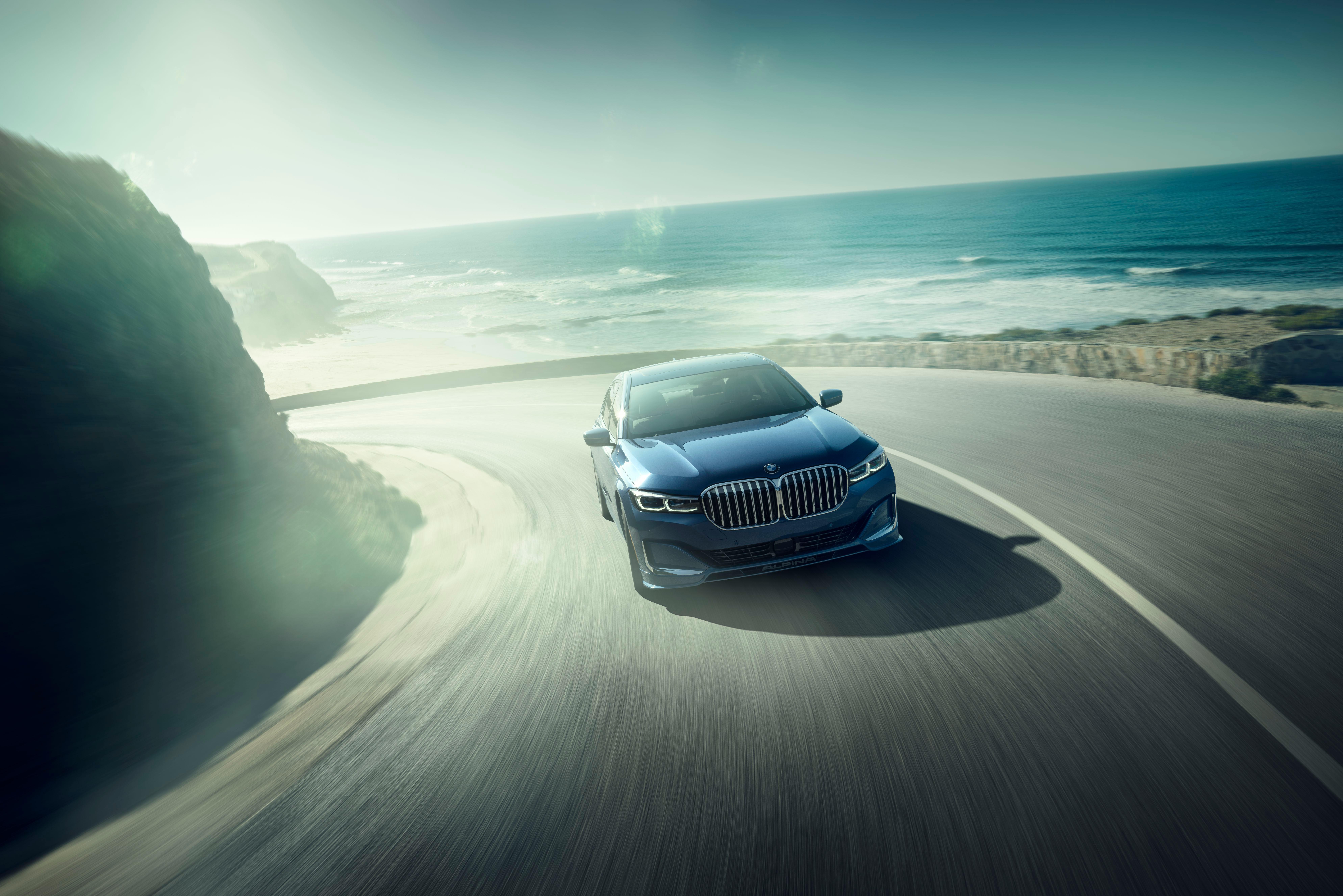 2020 BMW 7 Series Alpina B7, HD Cars, 4k Wallpapers ...