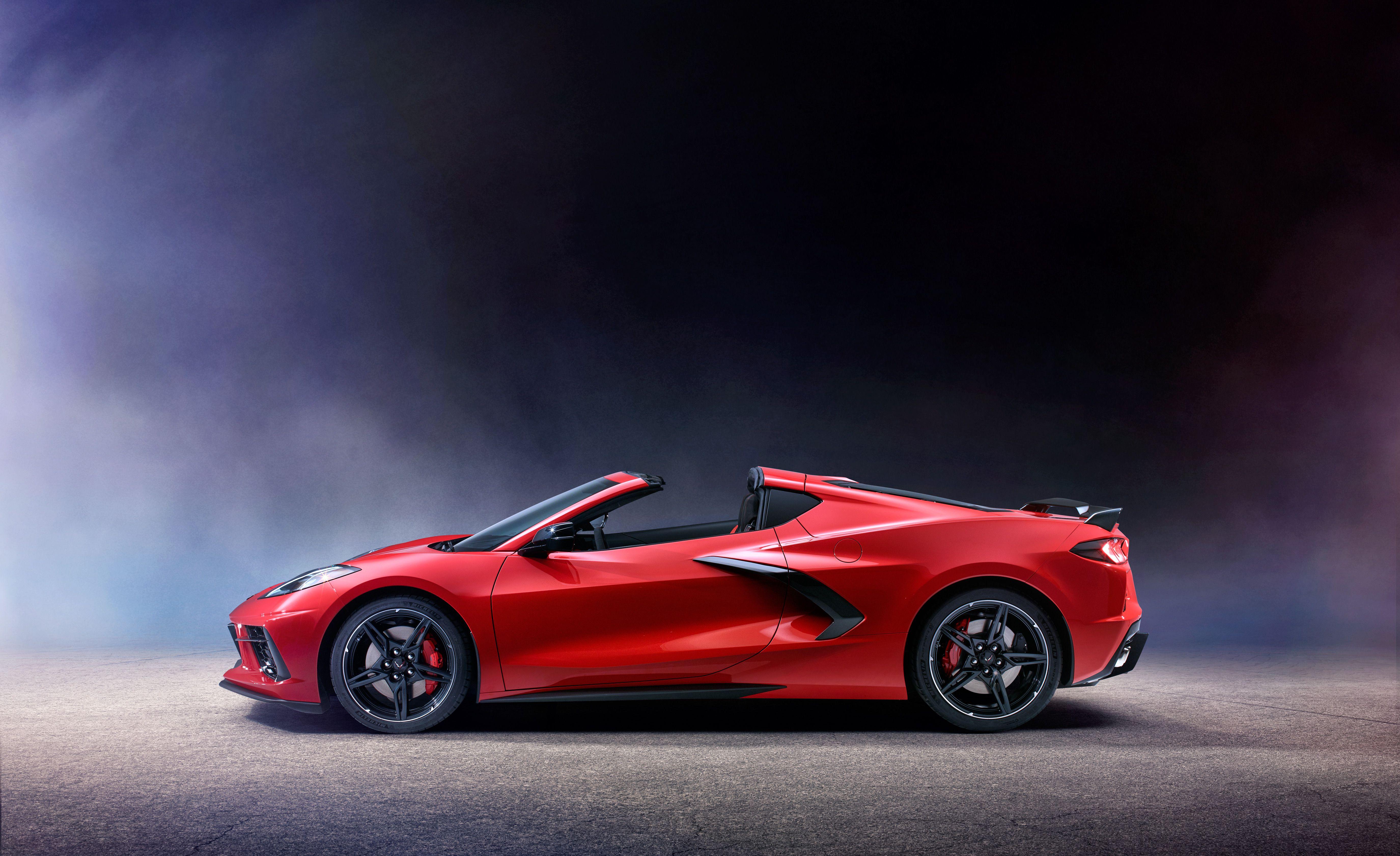 2020 Chevrolet Corvette Stingray C8 New, HD Cars, 4k ...