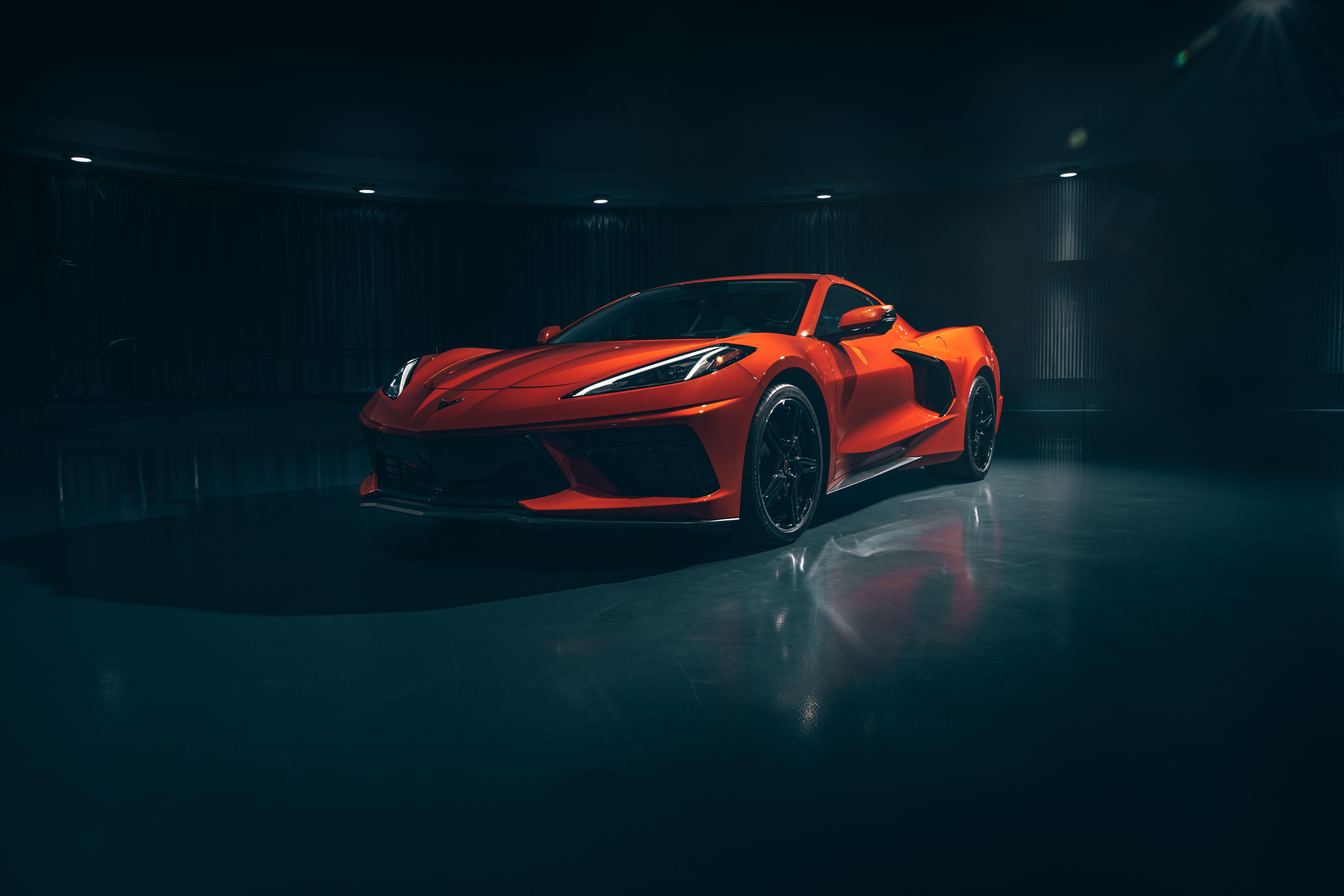 2020 Chevy Corvette Stingray C8, HD Cars, 4k Wallpapers ...