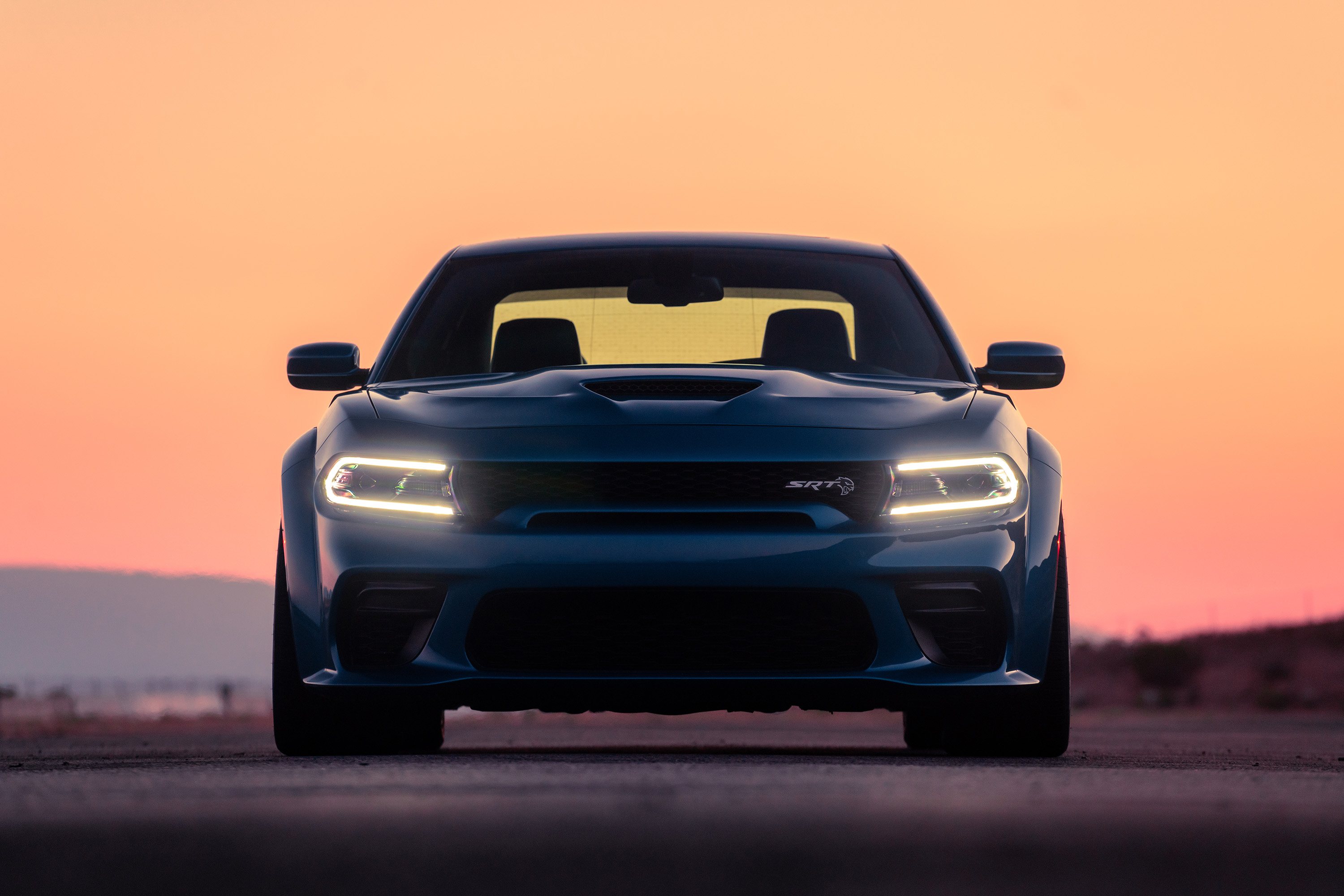 2020 Dodge Charger Srt Hellcat Widebody Hd Cars 4k