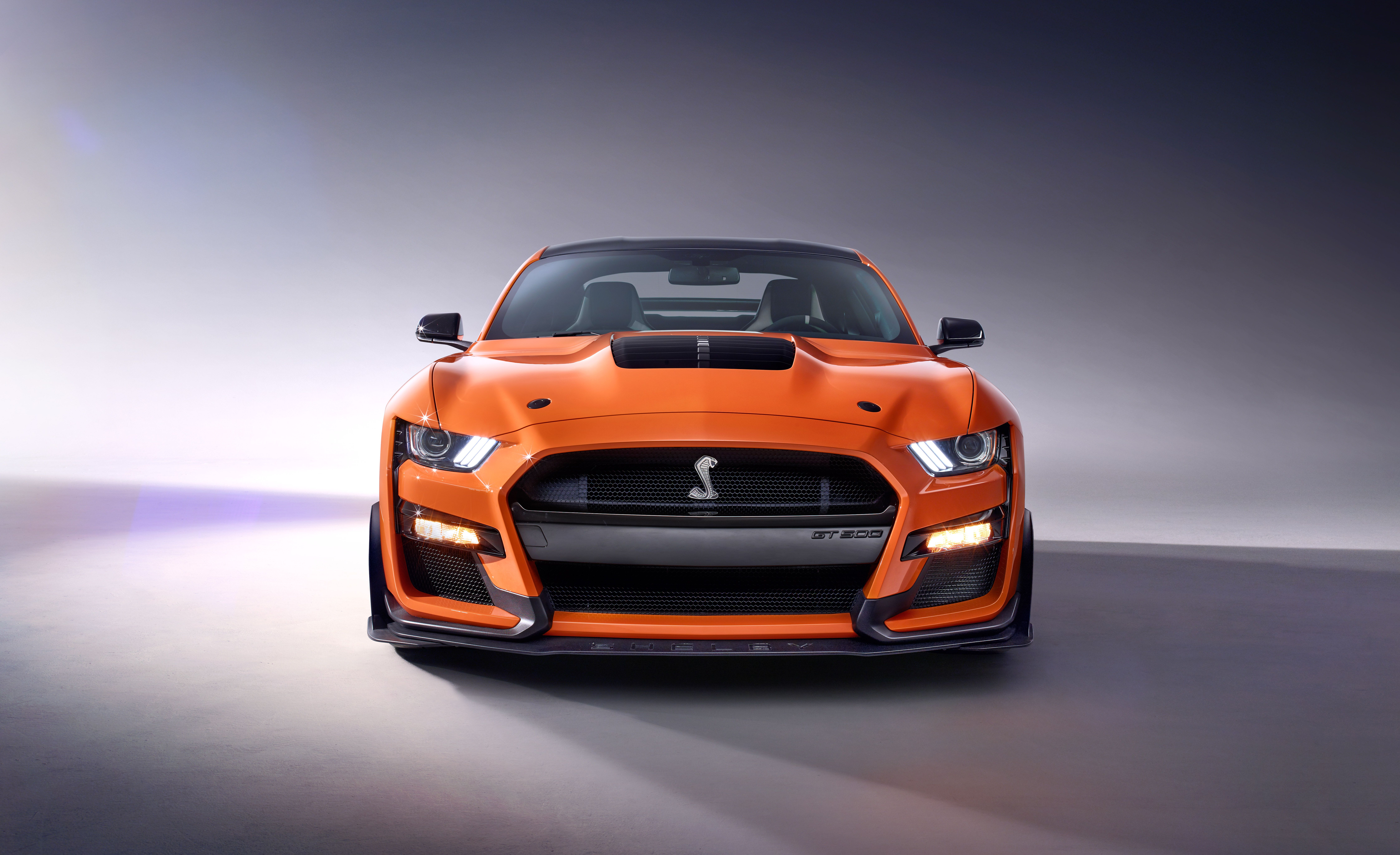 2020 Ford Mustang Shelby Gt500 Front 5k Hd Cars 4k