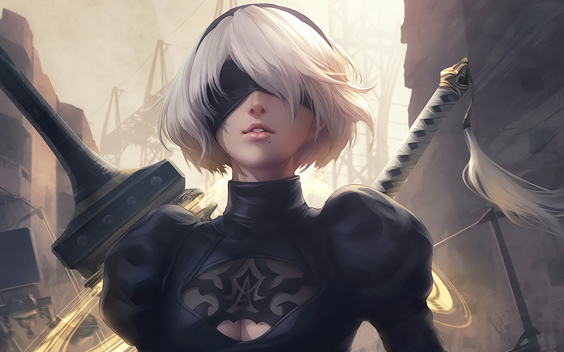 Premise Indicator Words: 2b Nier Automata, HD Girls, 4k Wallpapers, Images