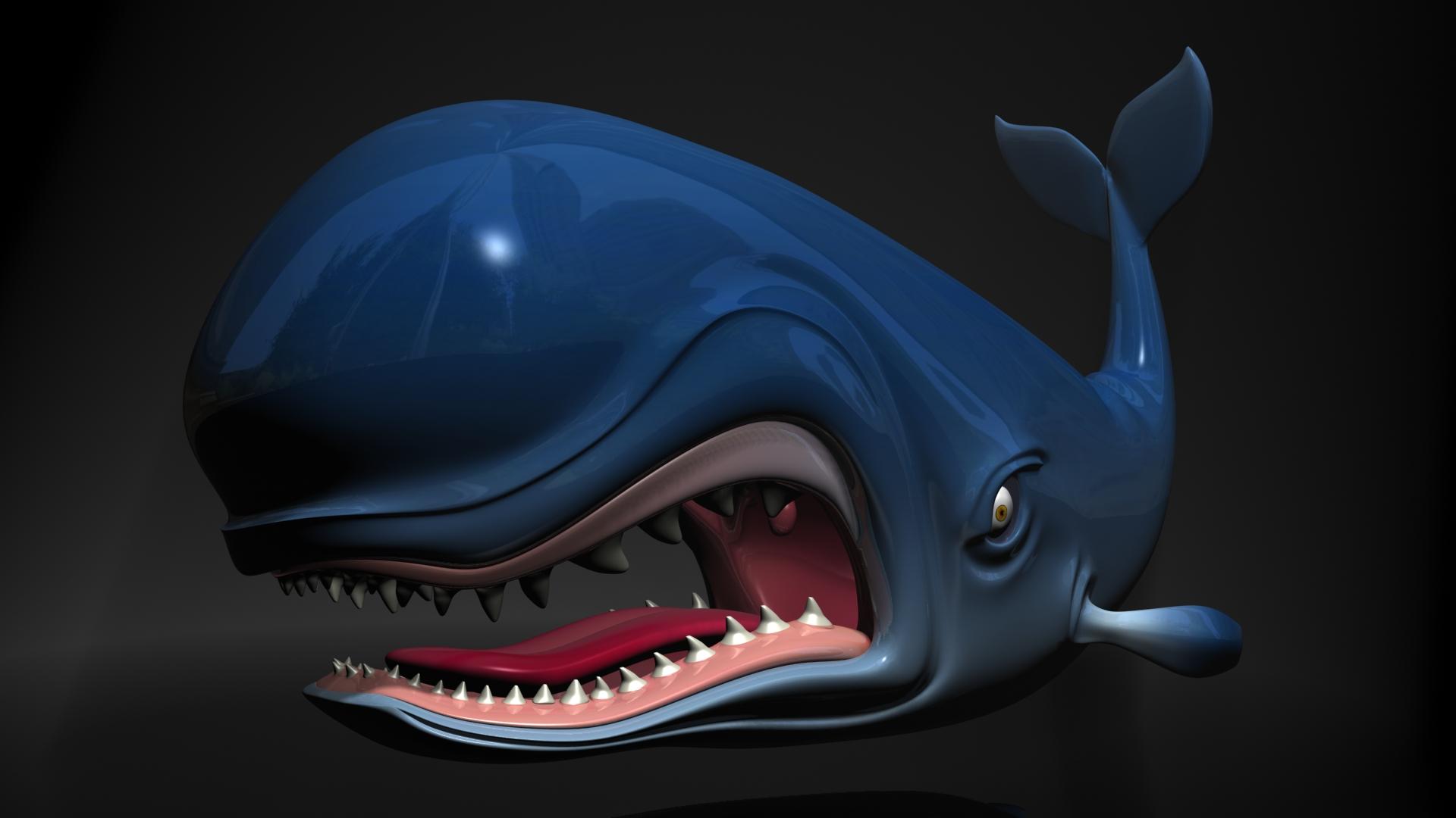 3d Whale Hd 3d 4k Wallpapers Images Backgrounds Photos