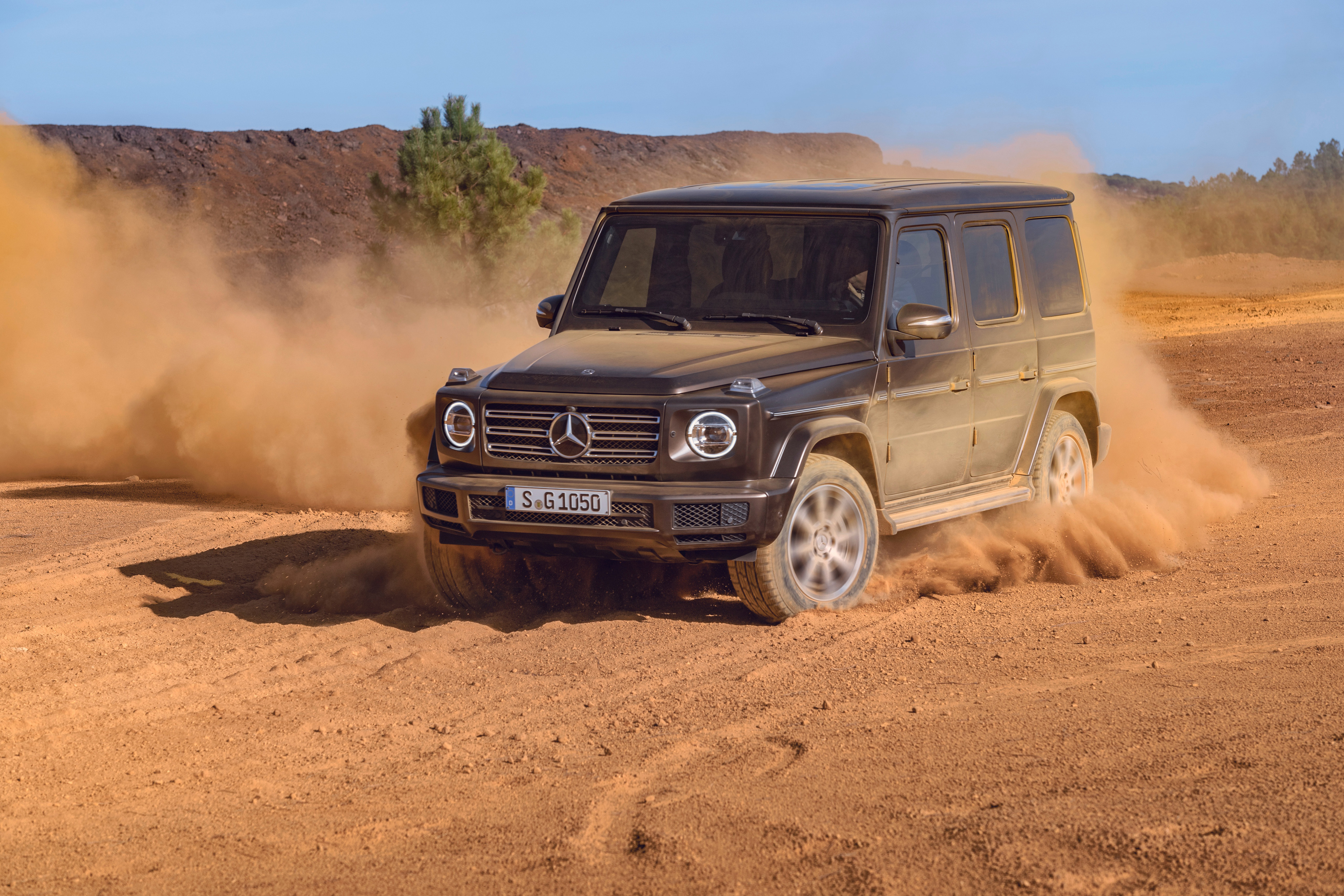 4k 2019 Mercedes G Class, HD Cars, 4k Wallpapers, Images ...