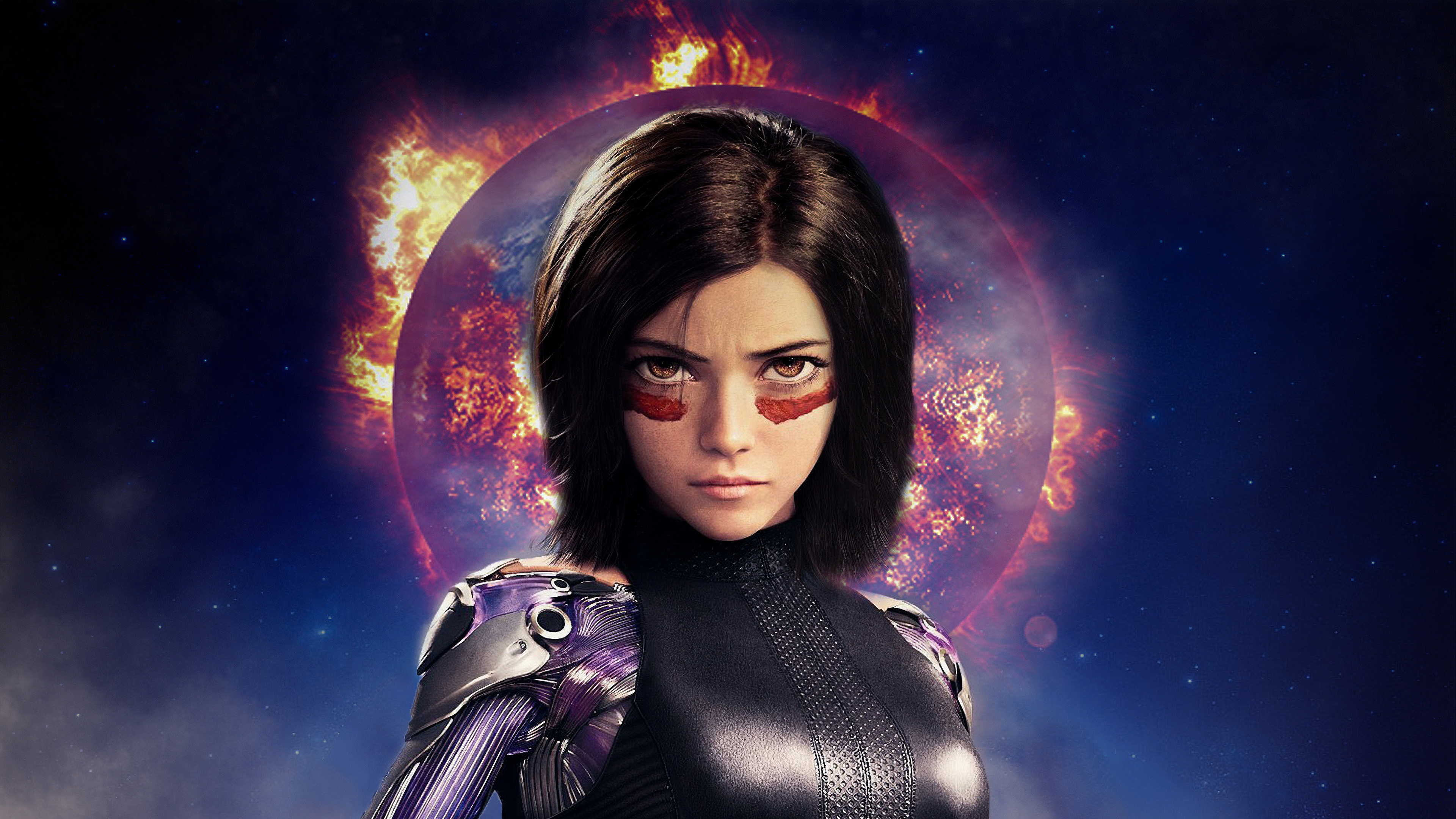 Picture Alita Battle Angel 8k Wallpapers