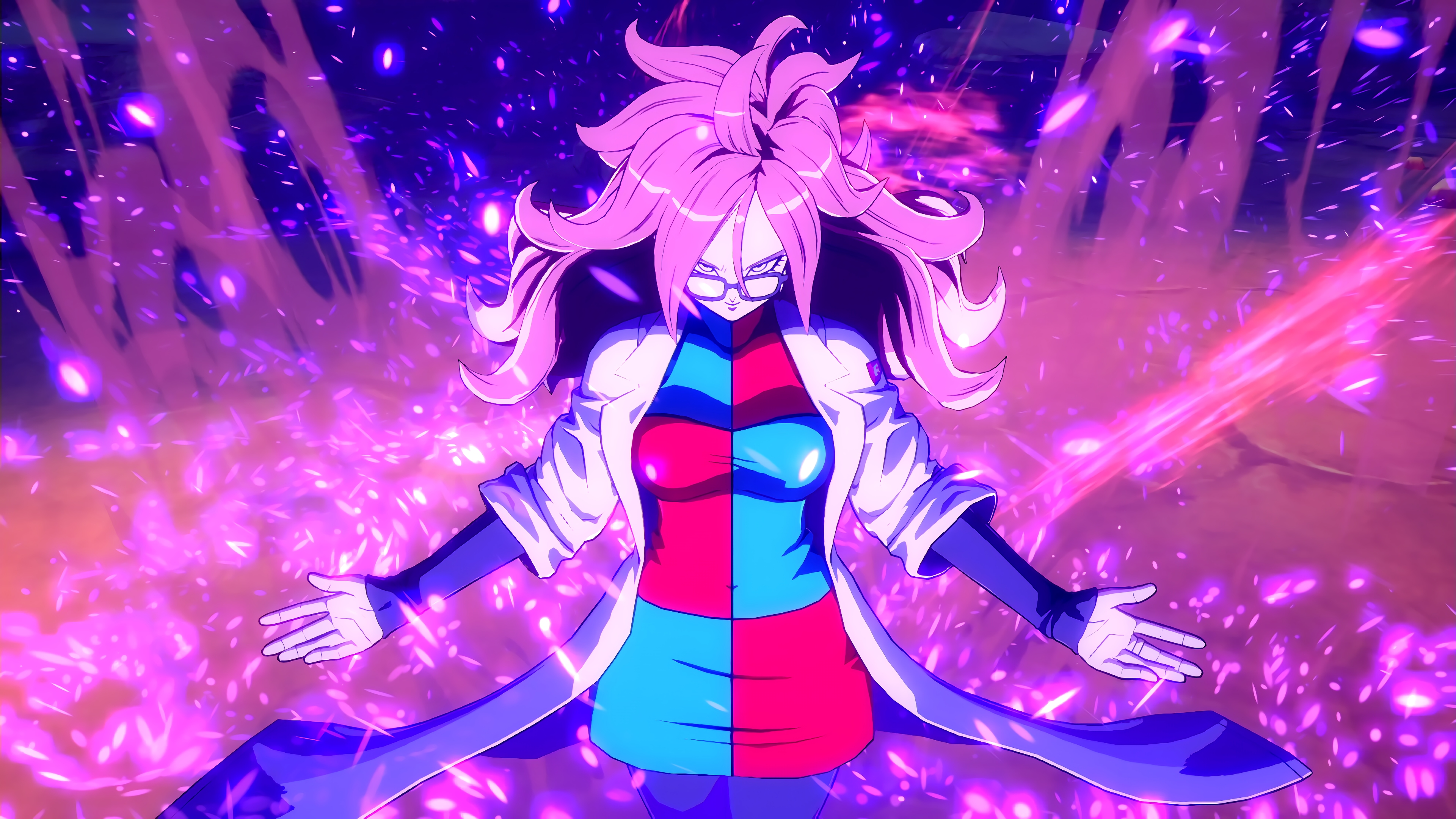 800x1280 4k android 21 dragon ball fighter z nexus 7samsung galaxy published on april 2 2018 original resolution voltagebd