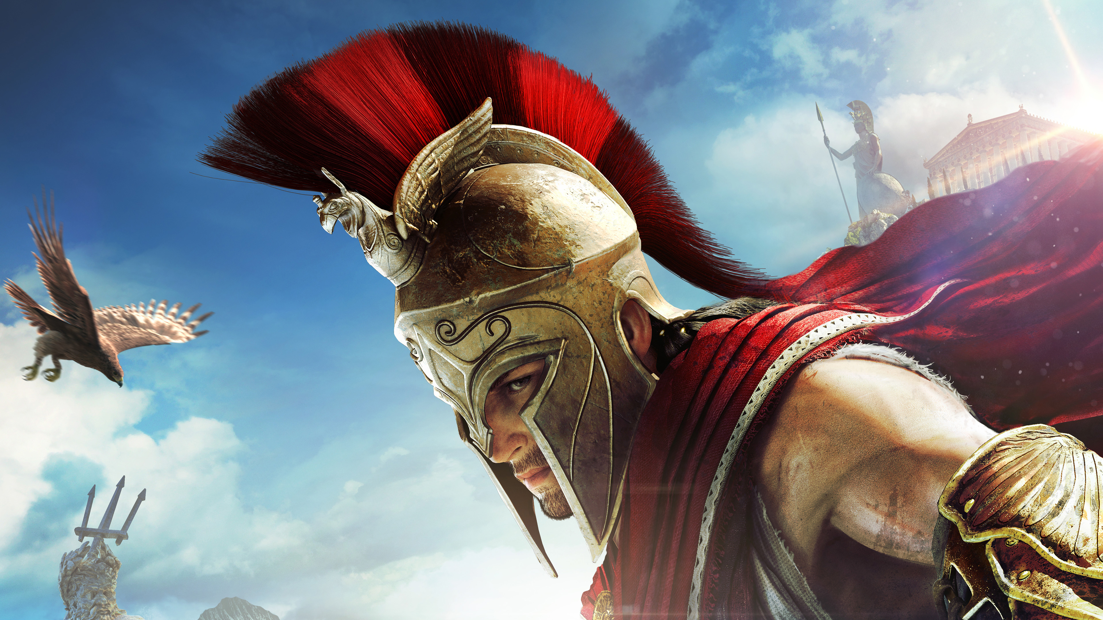 1920x1080 4k Assassins Creed Odyssey Laptop Full HD 1080P ...