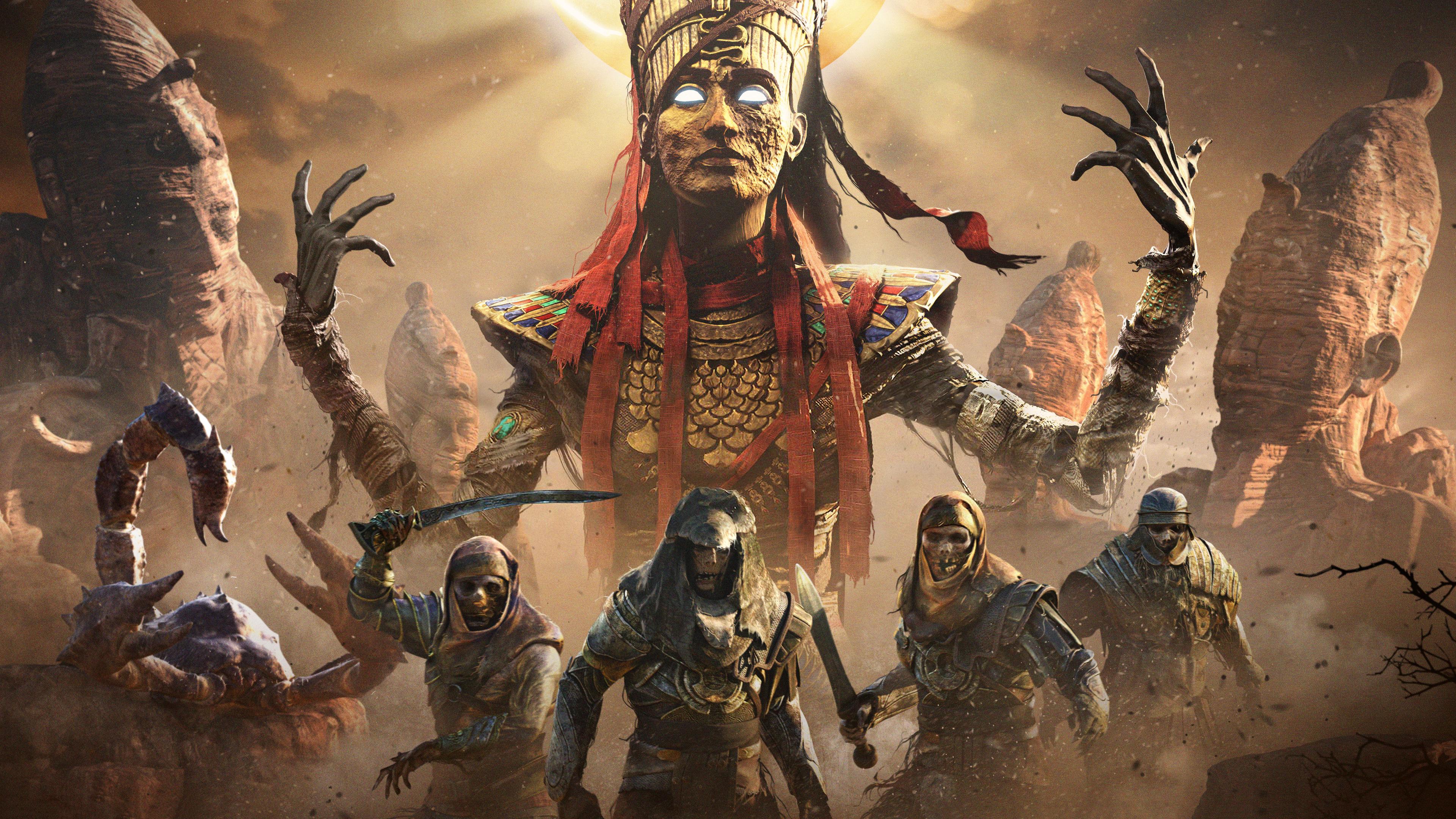 4k Assassins Creed Origins 2018 Hd Games 4k Wallpapers