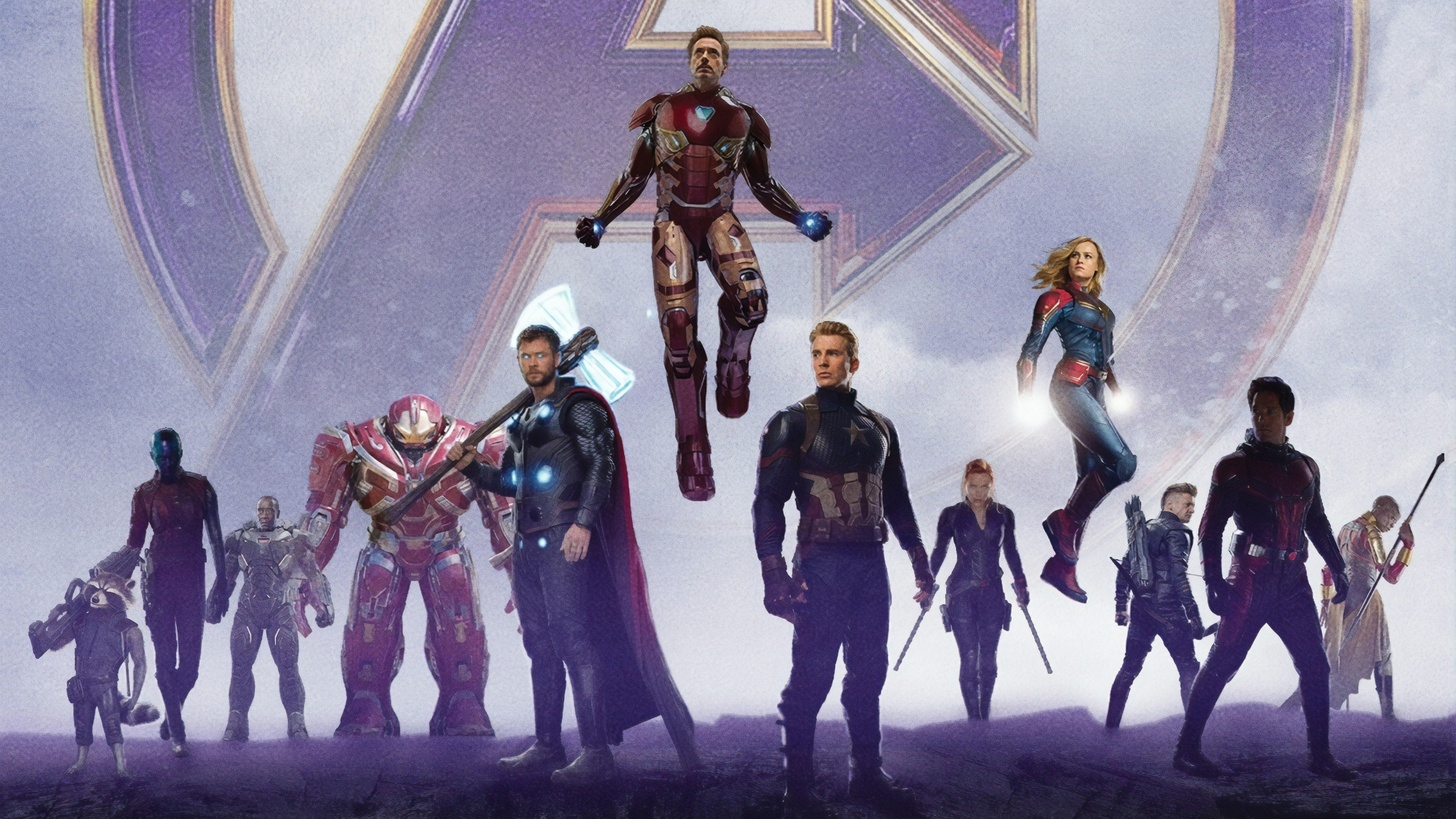 Movie Poster 2019: 4k Avengers Endgame 2019, HD Movies, 4k Wallpapers, Images