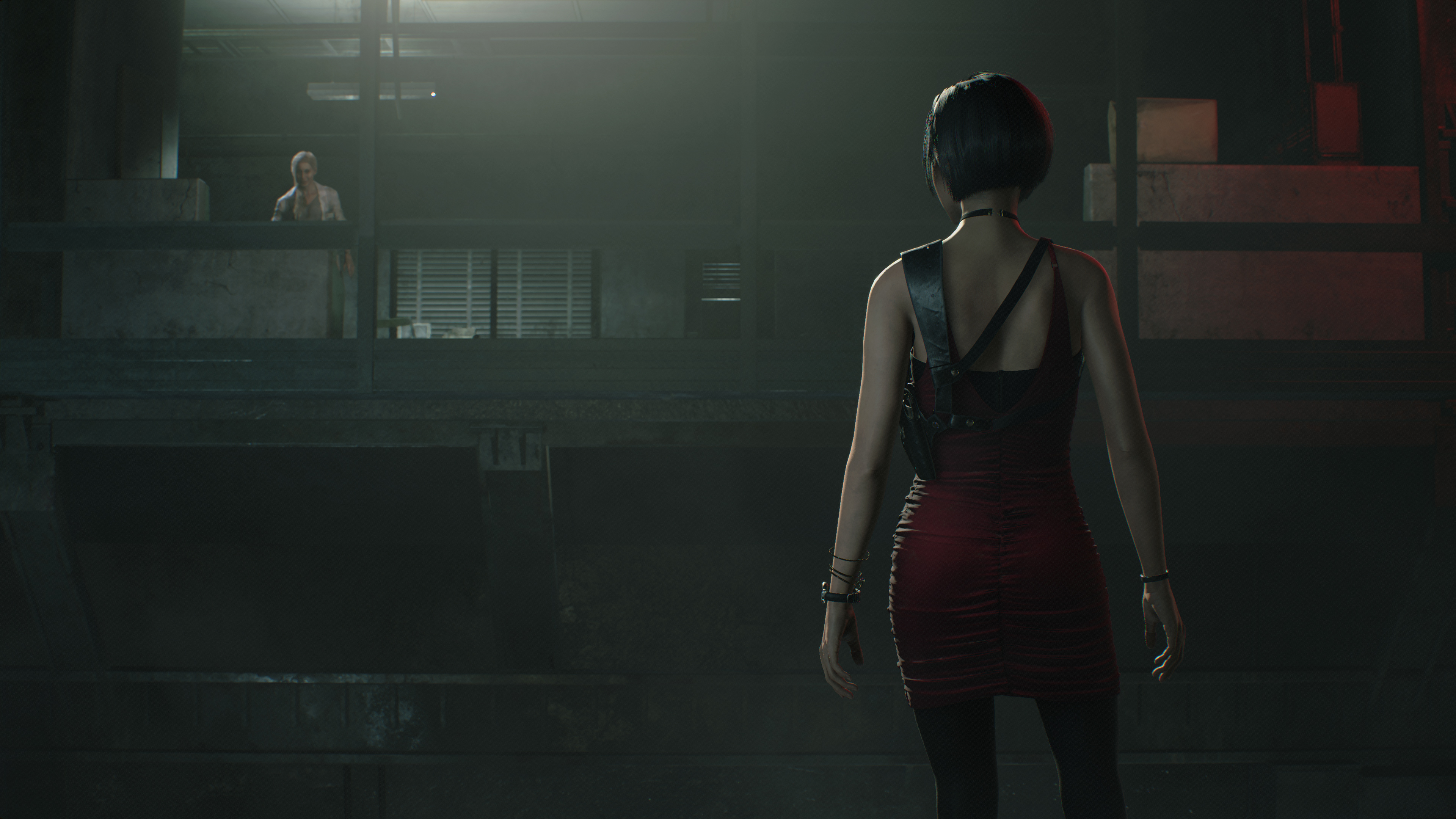 960x540 4k Claire Redfield Resident Evil 2 960x540