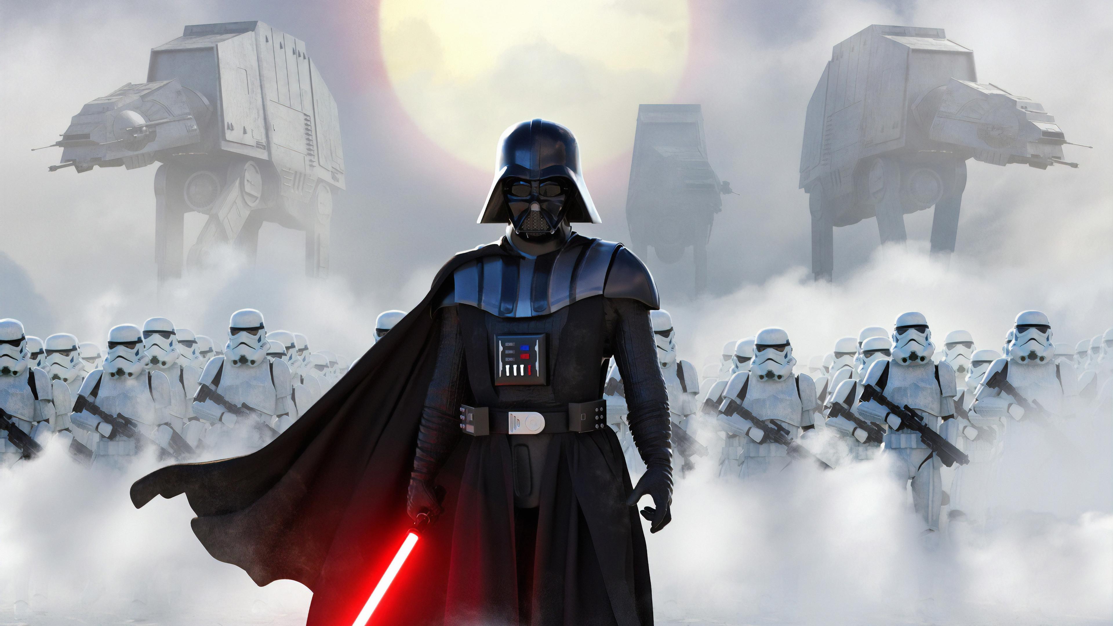 4k Darth Vader, HD Artist, 4k Wallpapers, Images ...