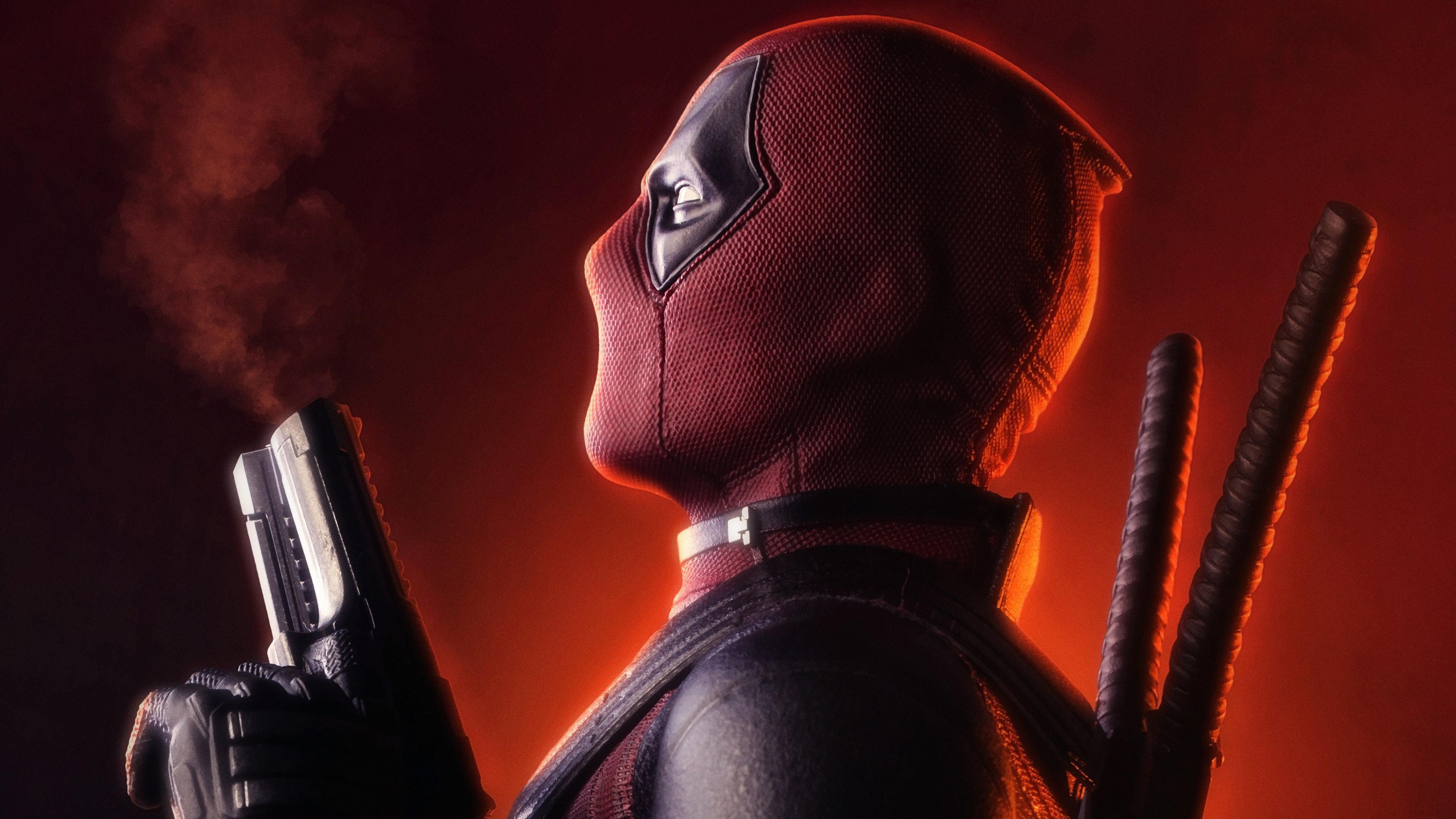 4k Deadpool 2018 Hd Superheroes 4k Wallpapers Images Backgrounds