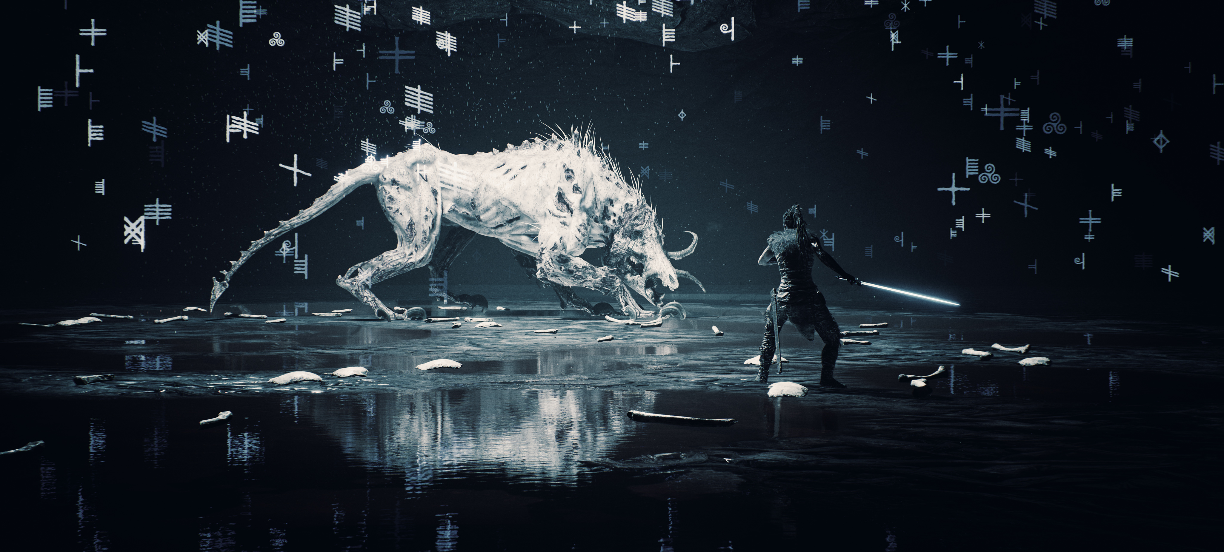 4k hellblade senuas sacrifice 2019 hd games 4k wallpapers images backgrounds photos and - Sacrifice wallpaper ...