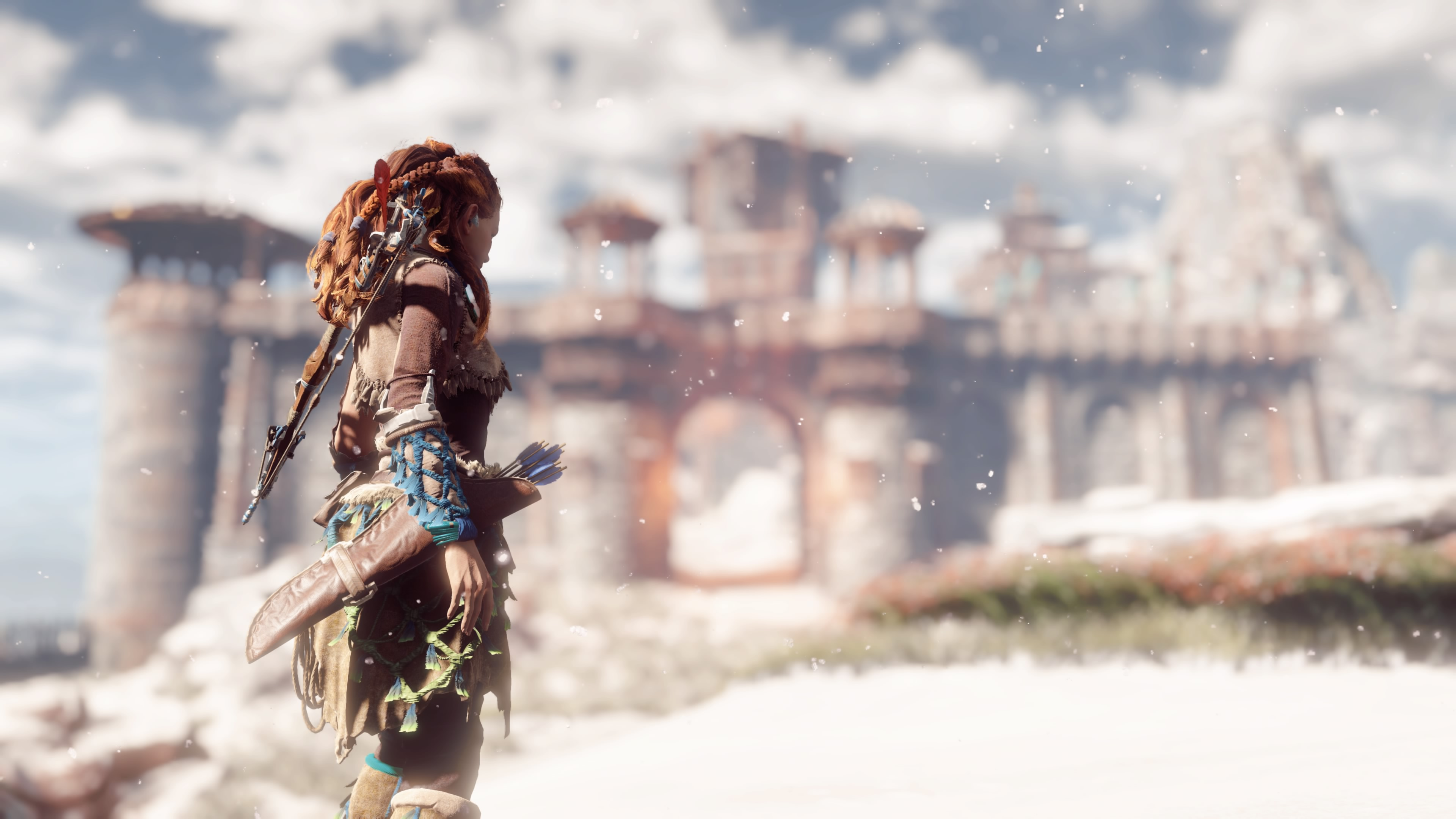 2560x1440 4k Horizon Zero Dawn Game 1440P Resolution HD 4k ...